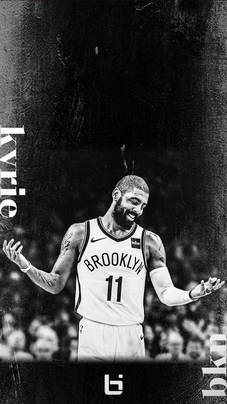 Kyrie Irving Brooklyn Iphone Wallpapers Wallpaper Cave