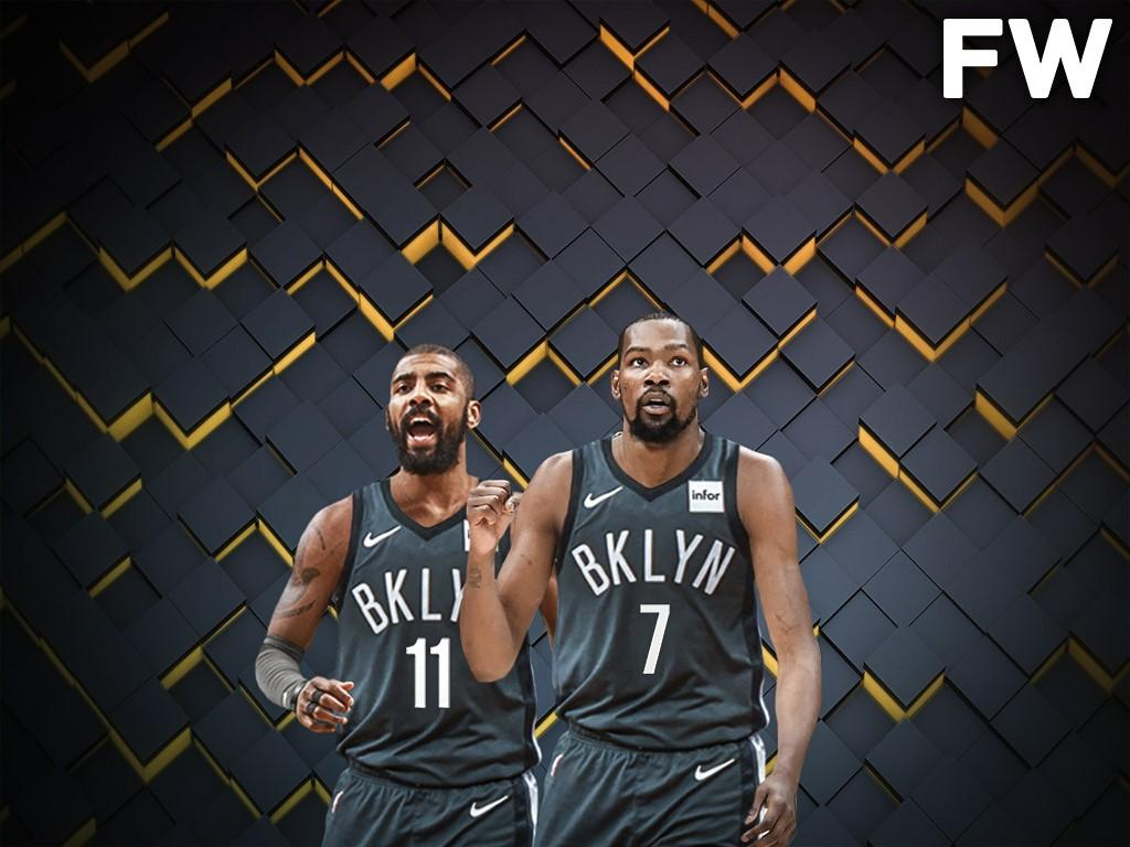 Kyrie Irving Brooklyn Wallpapers - Wallpaper Cave