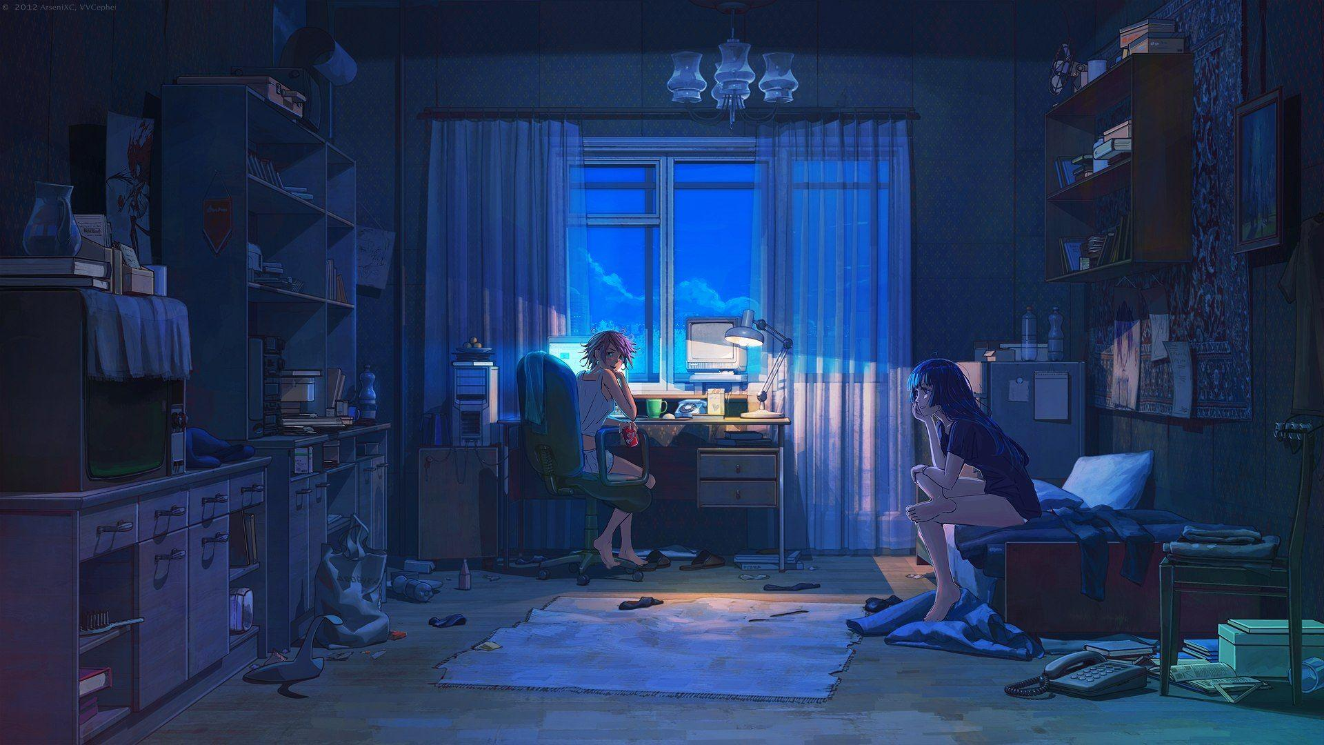Anime Backgrounds Bedroom Anime Wallpapers