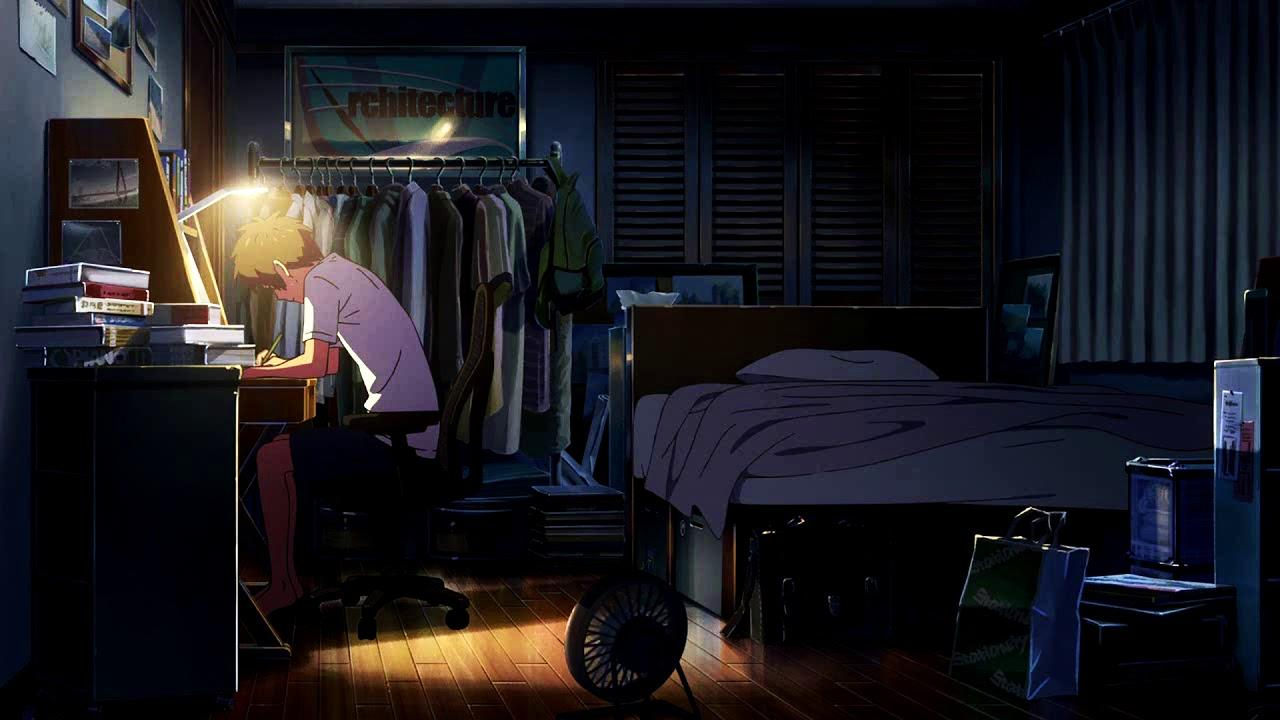 Room Anime Wallpapers Wallpaper Cave