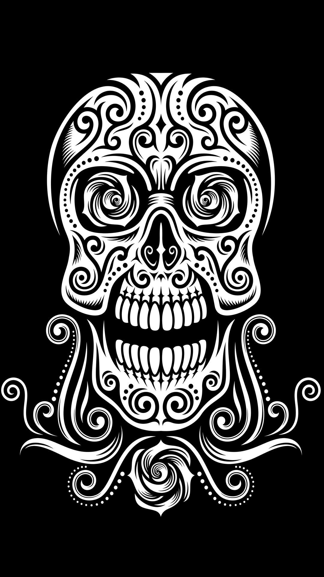 Dead Skull Wallpapers Wallpaper Cave