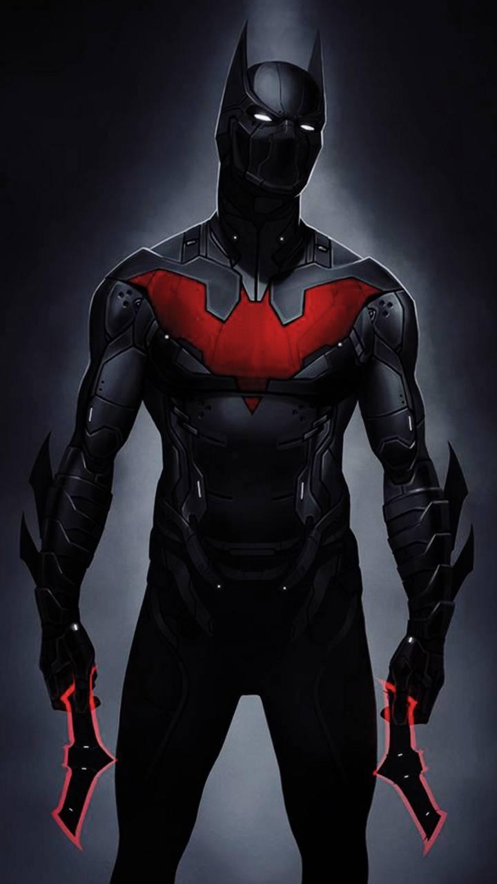 Batman Beyond Phone Wallpapers - Wallpaper Cave