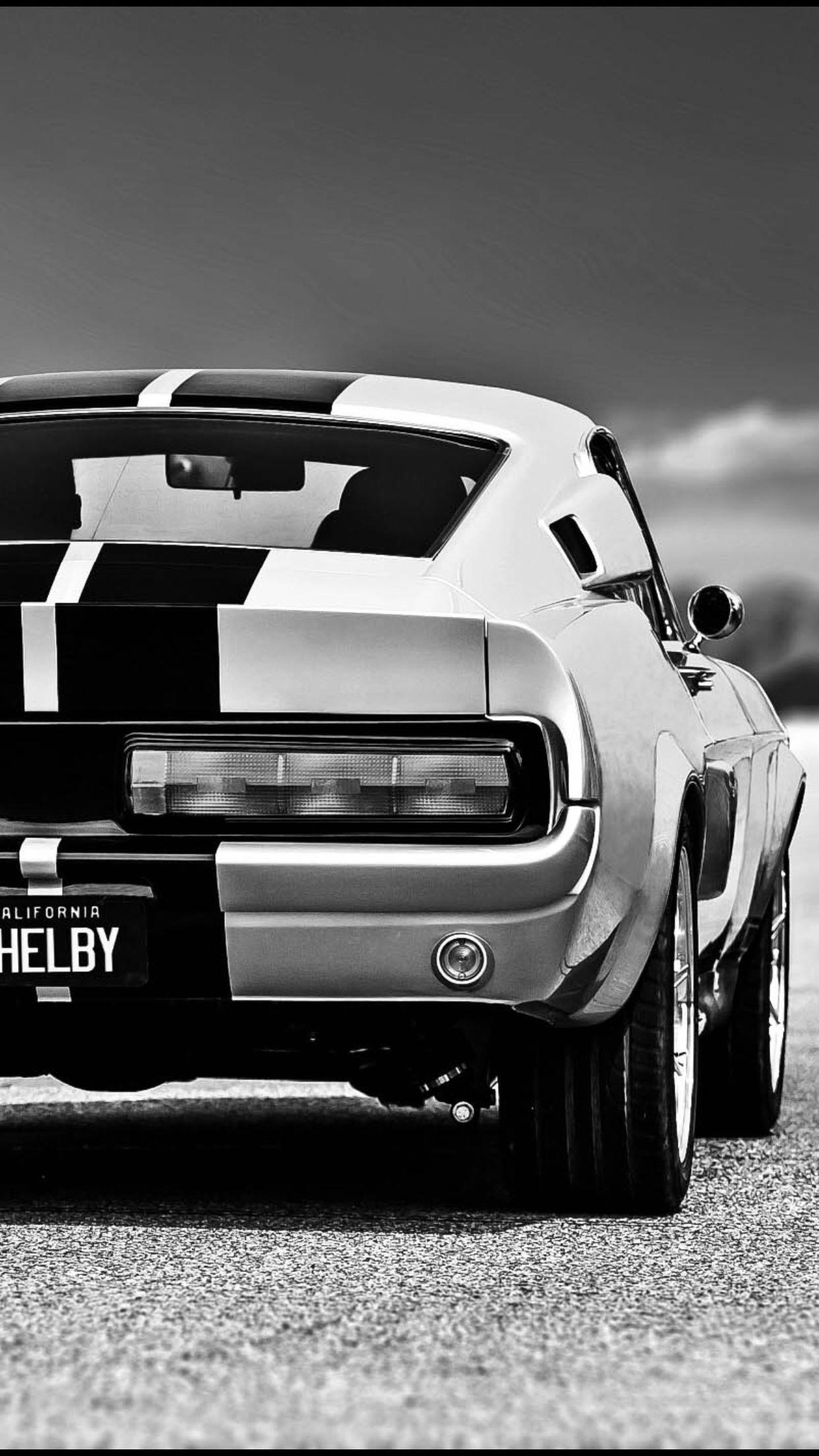 1967 Eleanor Mustang Wallpaper