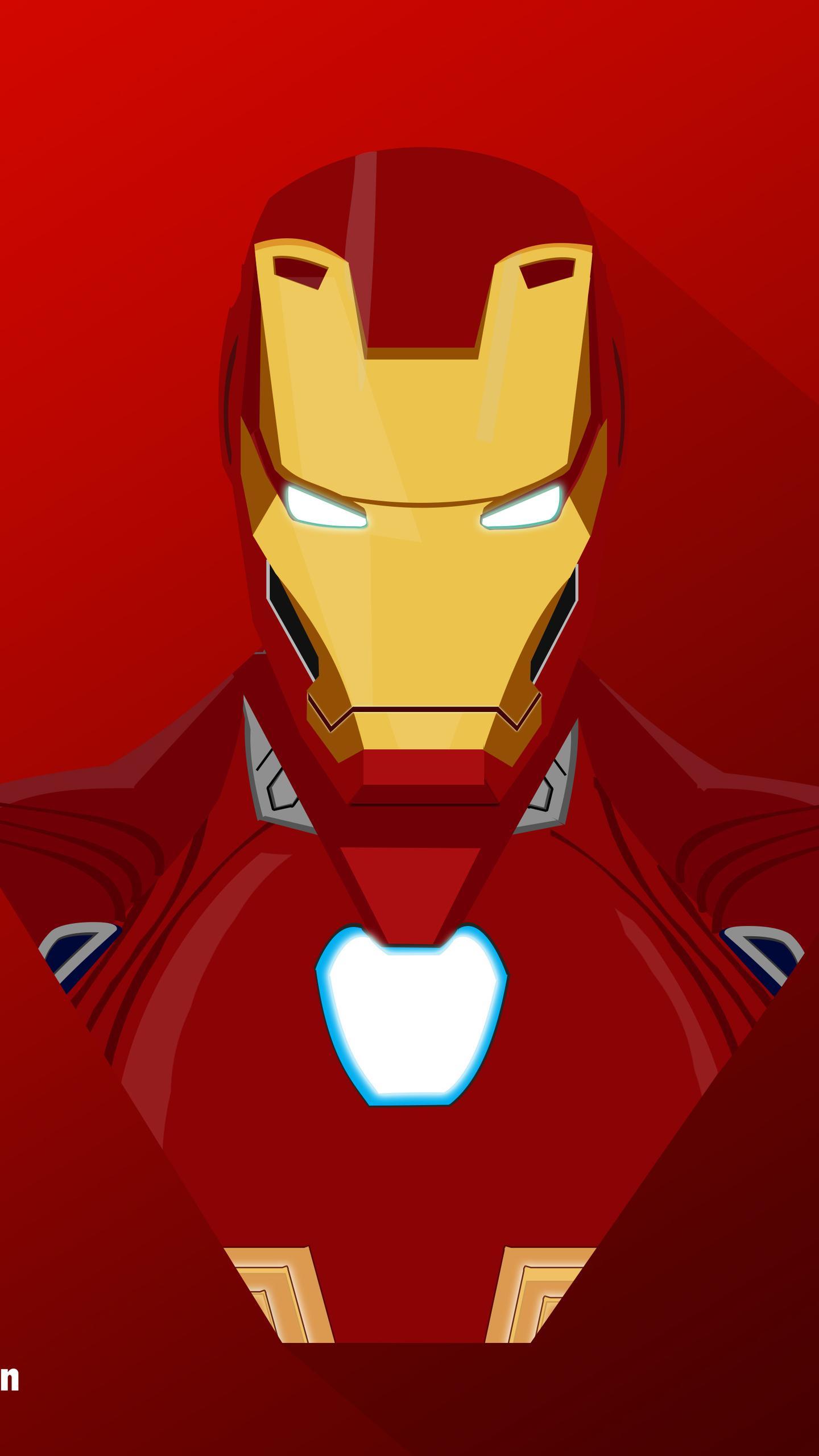 Iron Man Phone Wallpapers - Wallpaper Cave