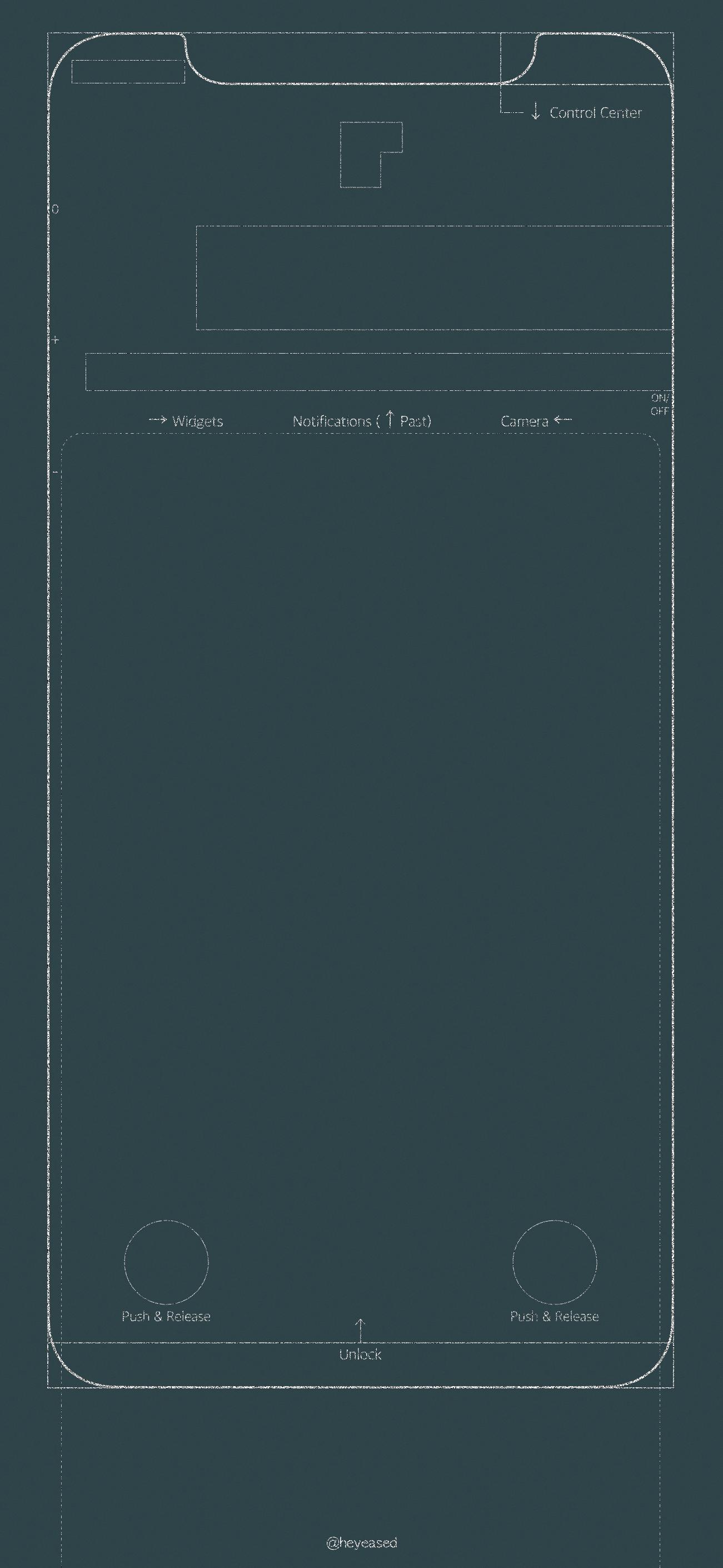 Iphone X Lock Screen Wallpapers Wallpaper Cave