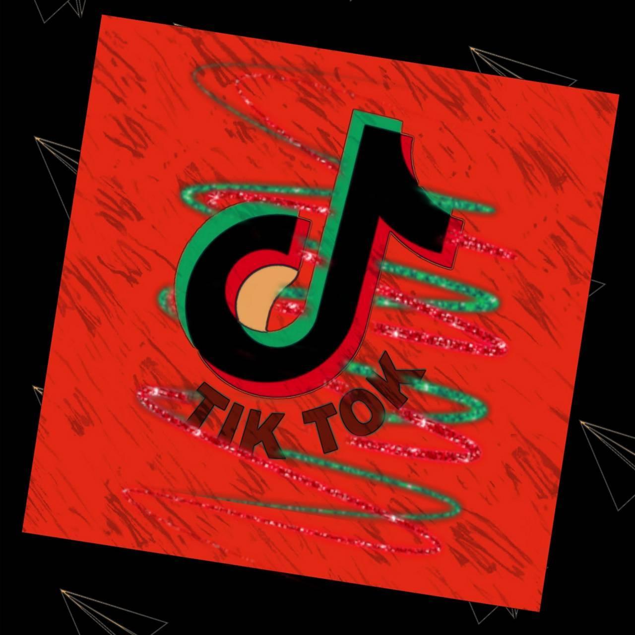 Tik Tok Logo Wallpapers Wallpaper Cave