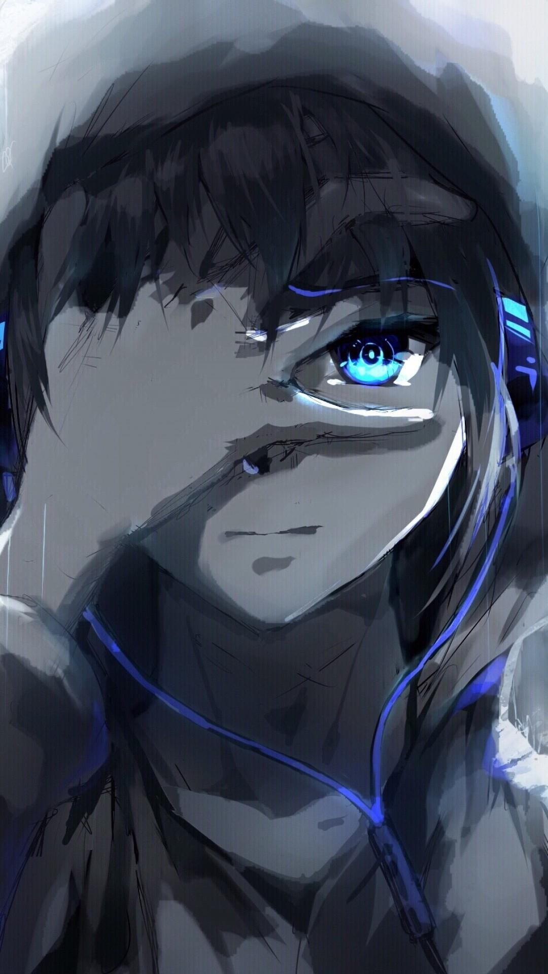Anime Boy Profile Wallpapers Wallpaper Cave