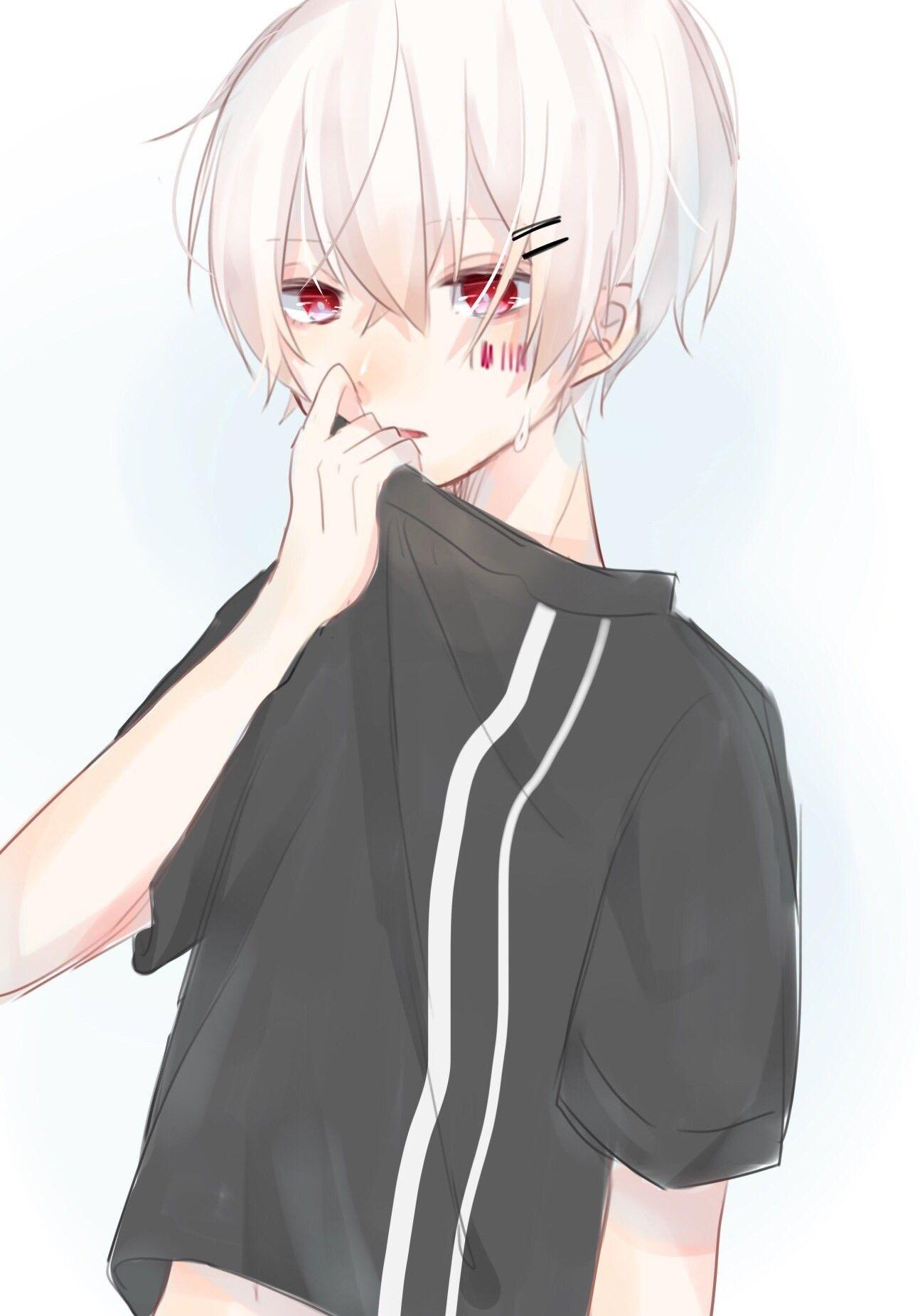 Cute Boy Anime Wallpapers Wallpaper Cave