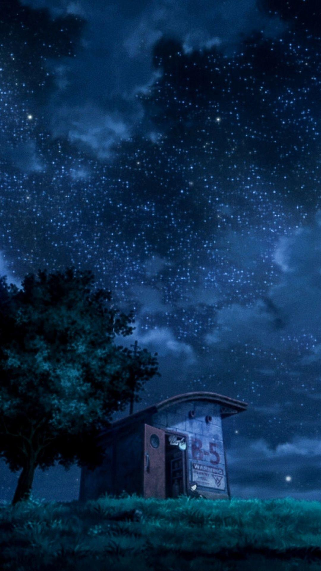 Anime Aesthetic Scenery Wallpapers - Wallpaper Cave