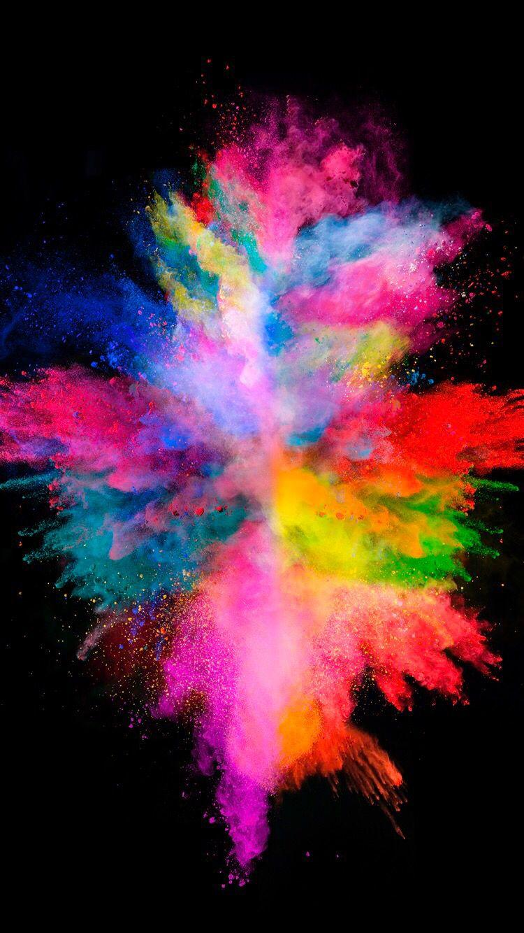 Most Colourful Iphone Hd Wallpapers Wallpaper Cave