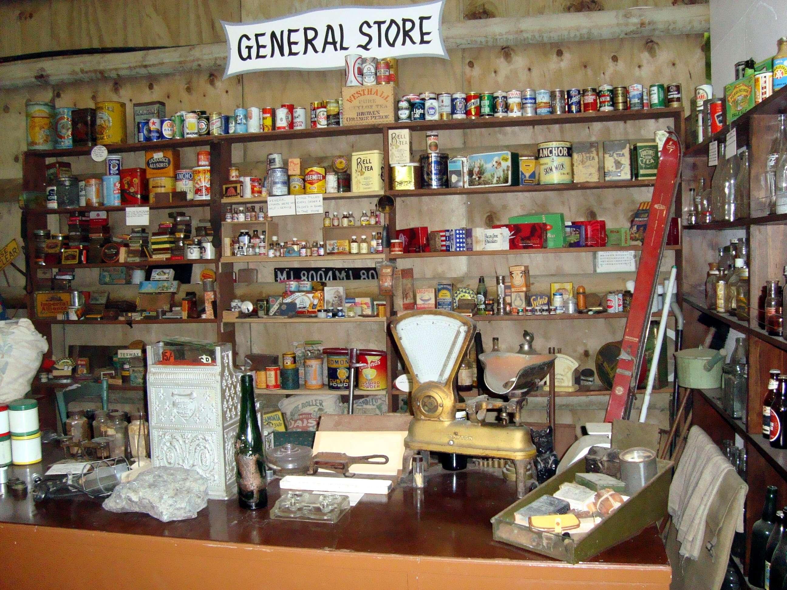 General Store Wallpapers - Wallpaper Cave