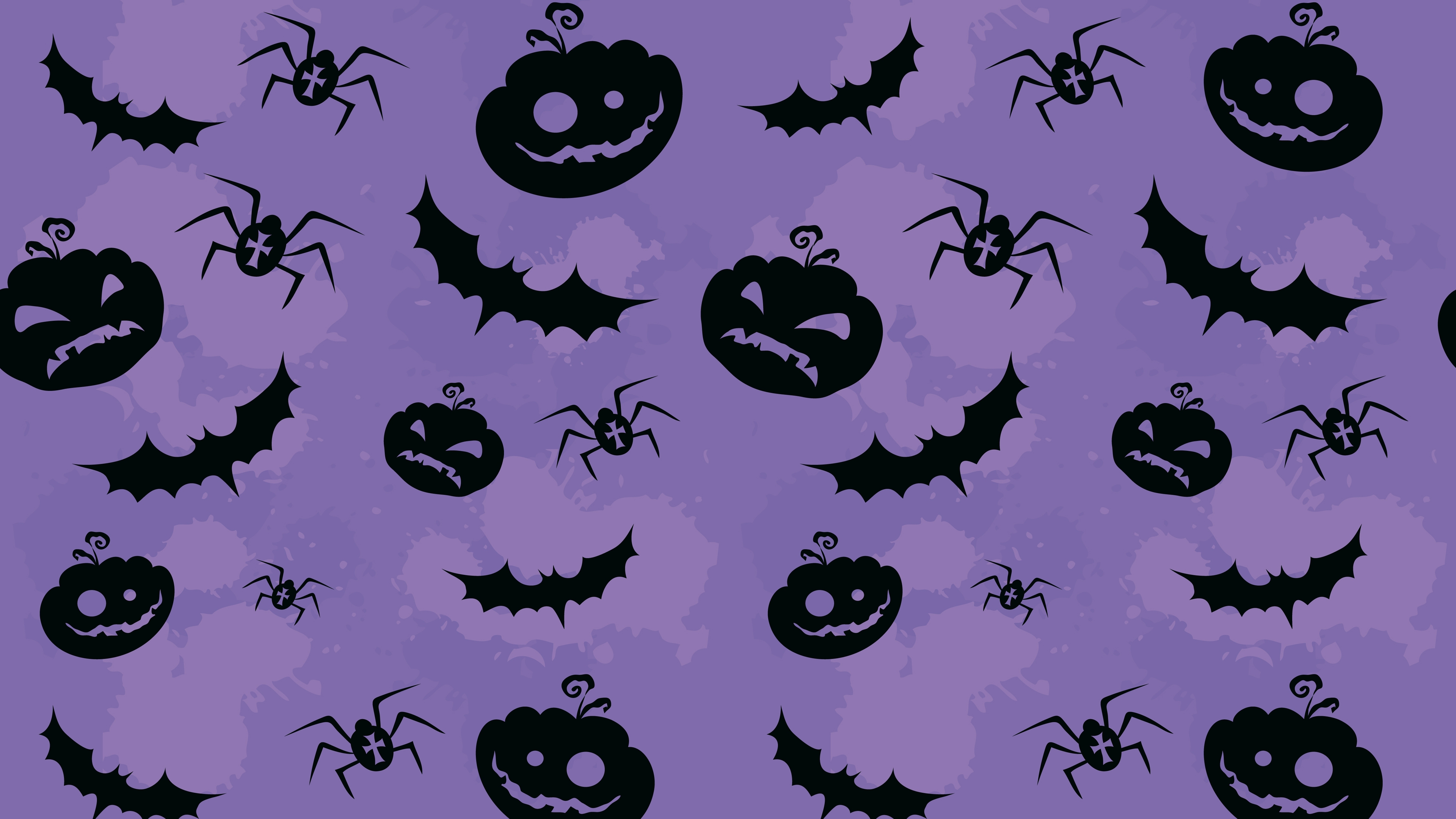 Purple Halloween Wallpapers Wallpaper Cave