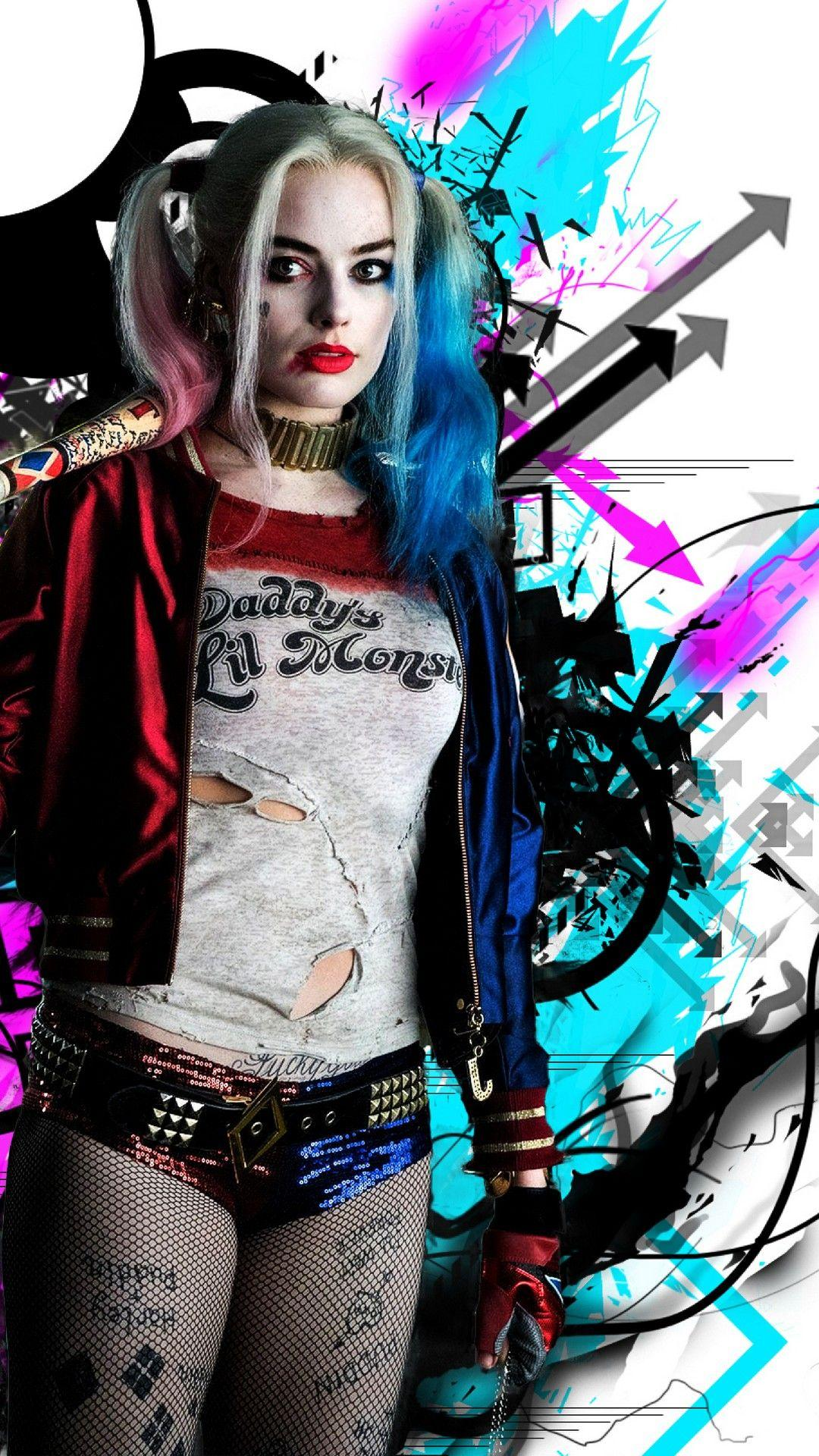 Phone Harley Quinn Wallpapers Wallpaper Cave