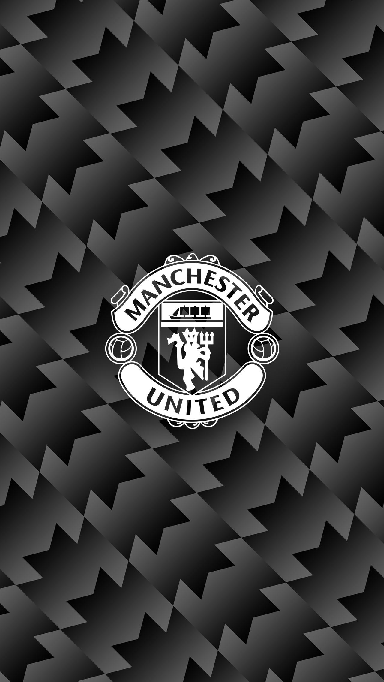 Manchester United Hd Iphone Wallpapers Wallpaper Cave