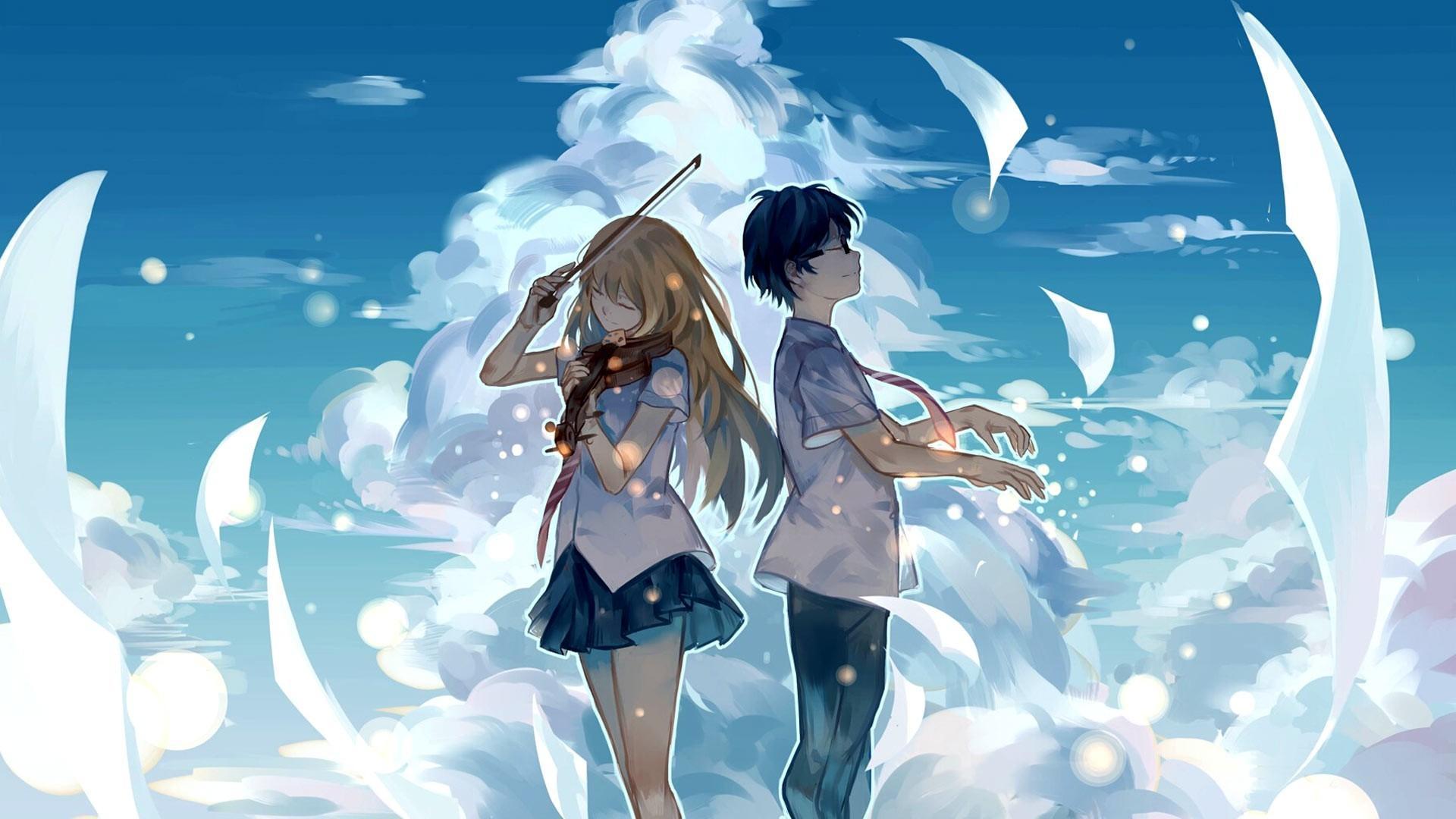 Anime Love Wallpaper Hd 3d gambar ke 3