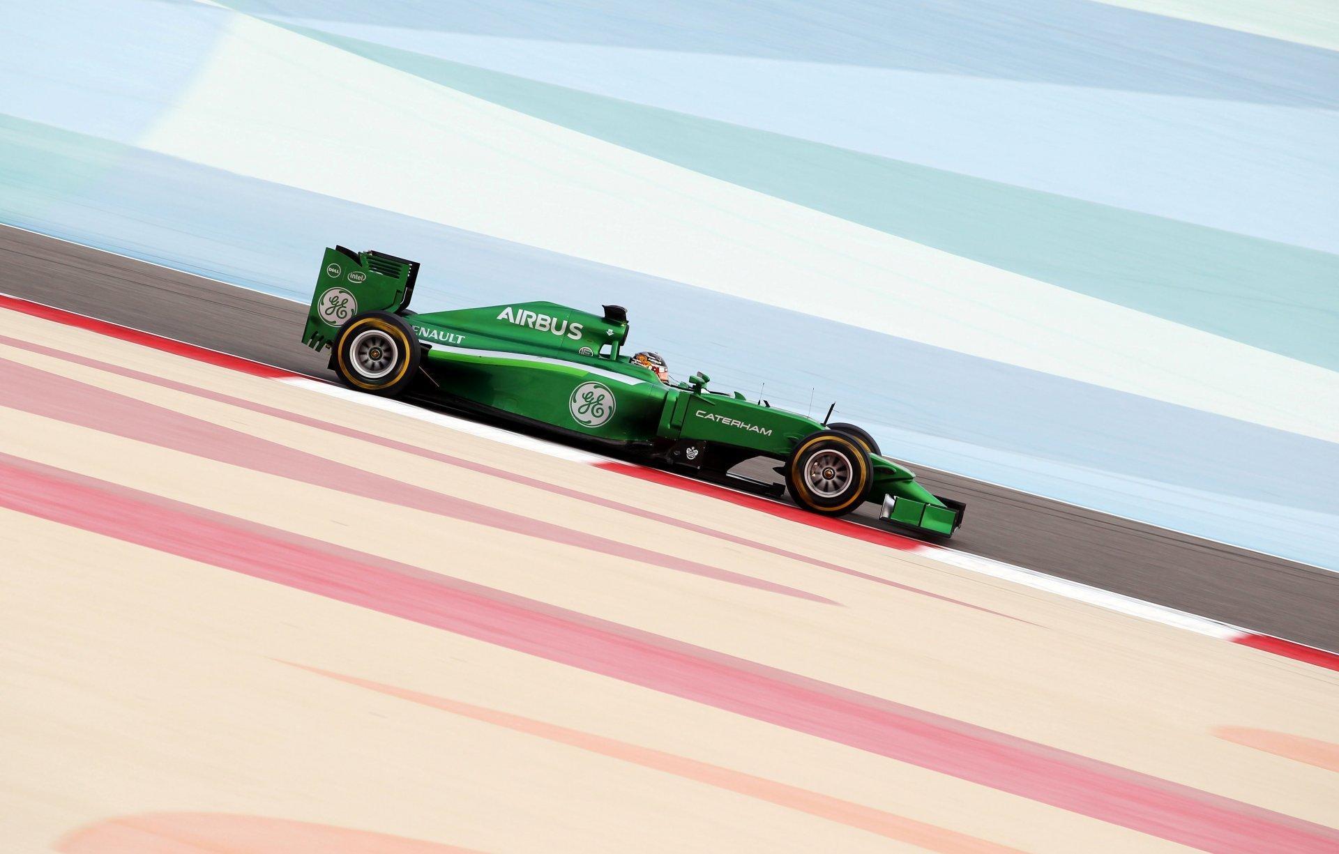 Caterham F1 Background 9