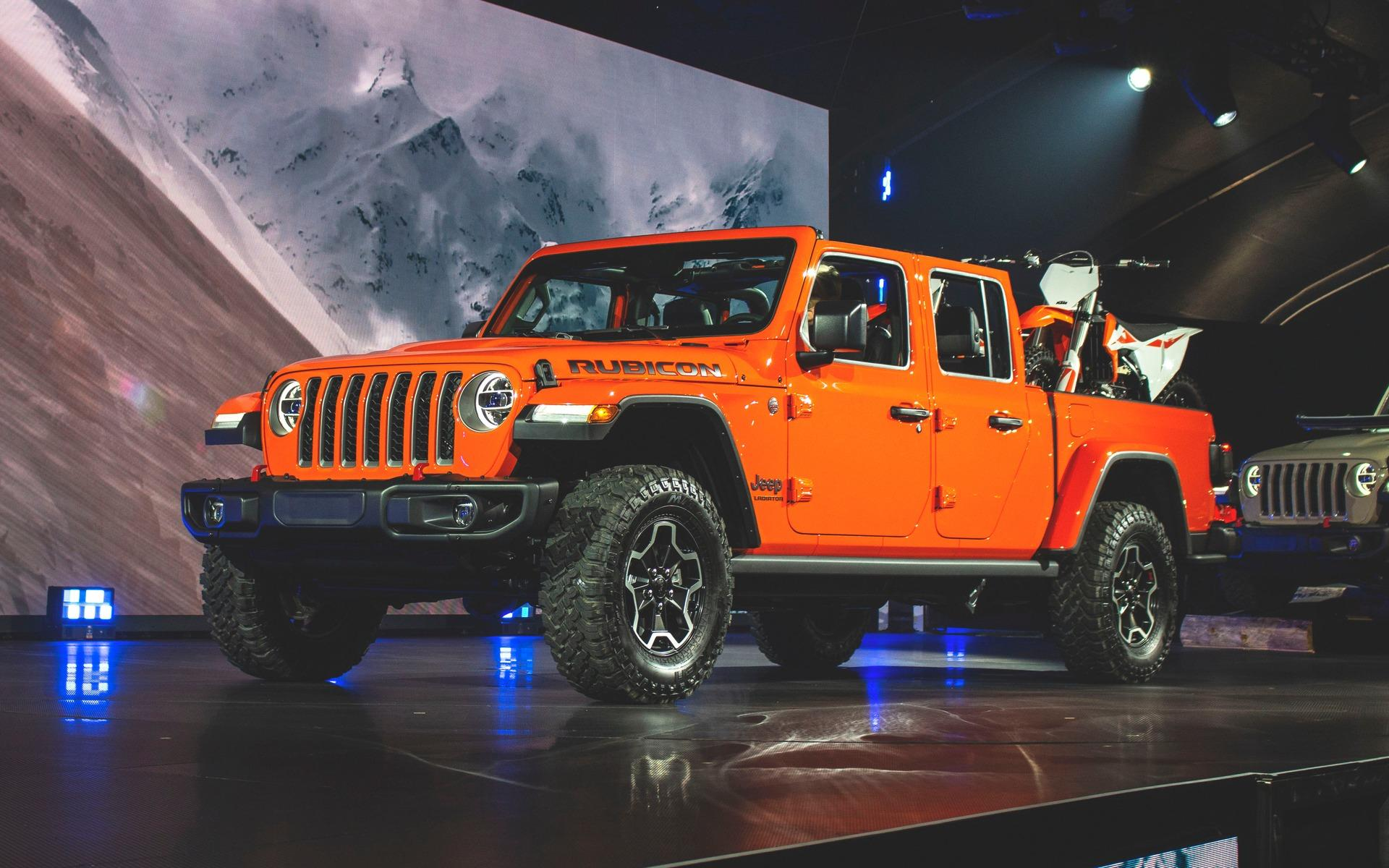Jeep Rubicon Gladiator Wallpapers Wallpaper Cave