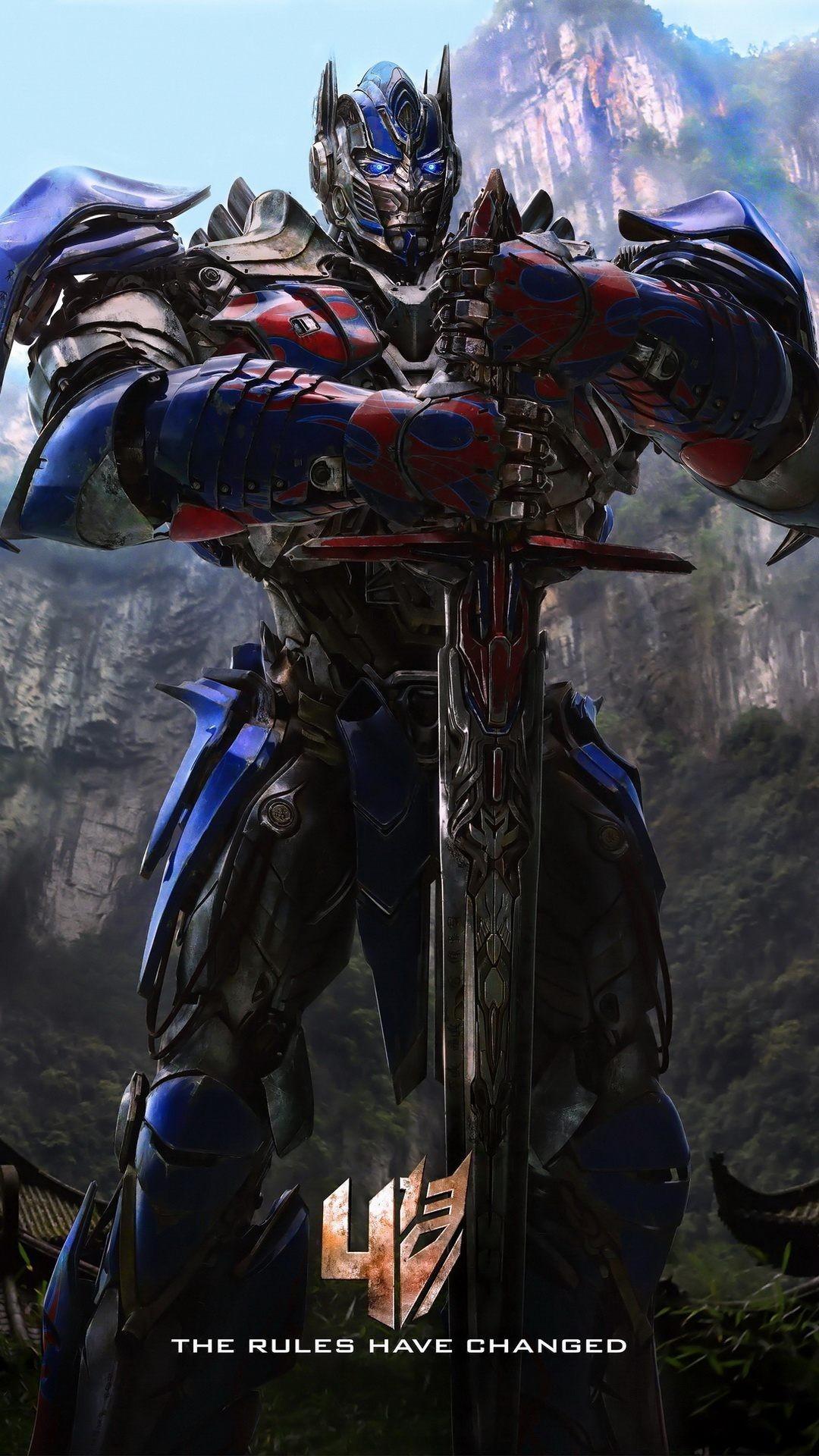 Transformers Optimus Prime iPhone Wallpapers - Wallpaper Cave
