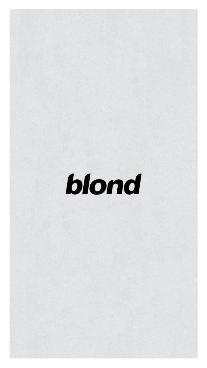 Blonded Wallpapers Wallpaper Cave