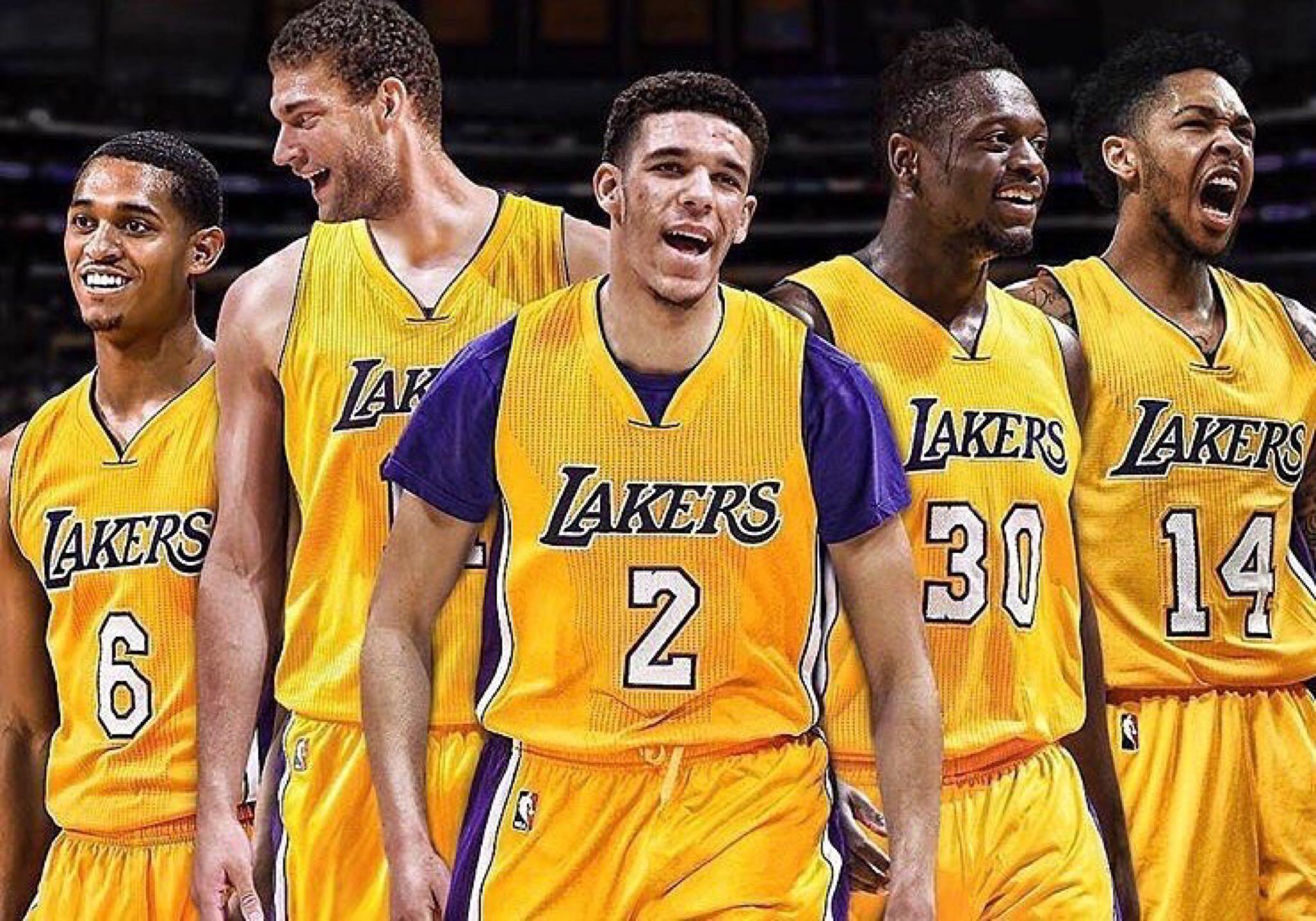 Lakers Team Wallpapers - Wallpaper Cave