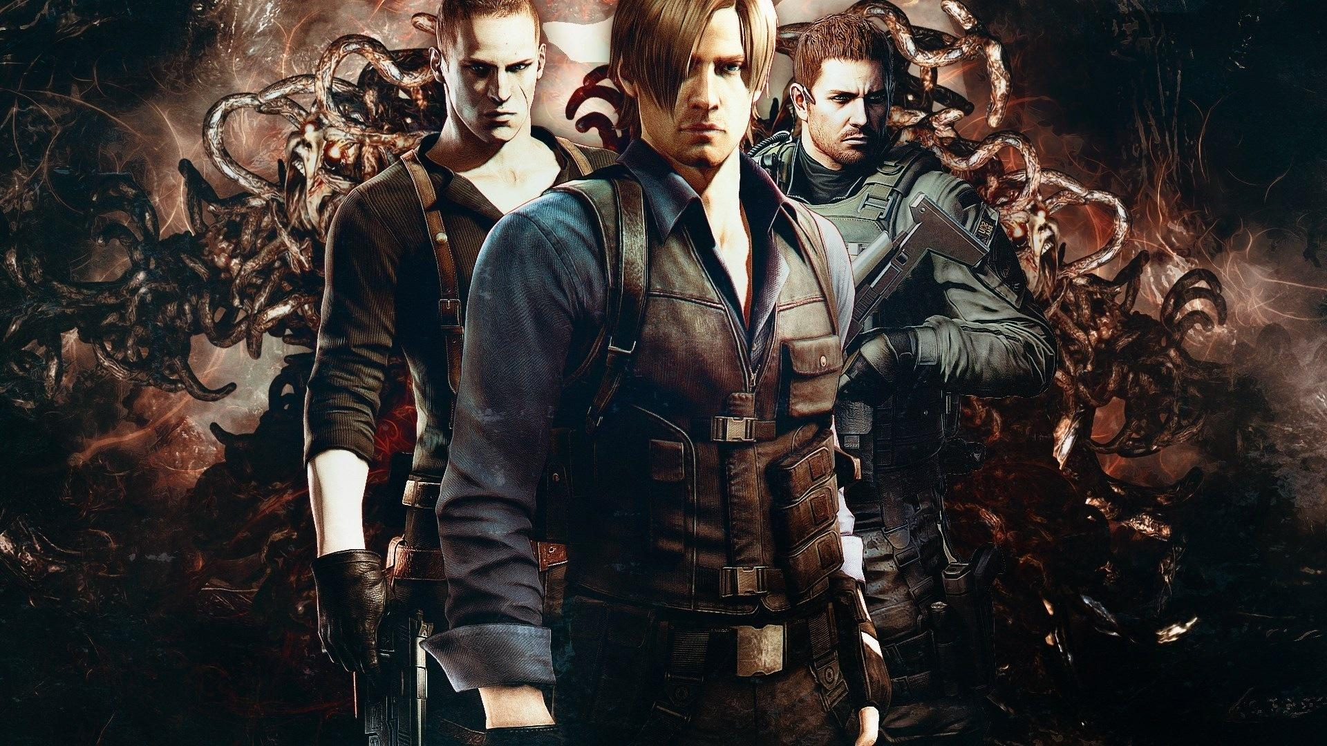 Resident Evil 6 Desktop Wallpapers Wallpaper Cave
