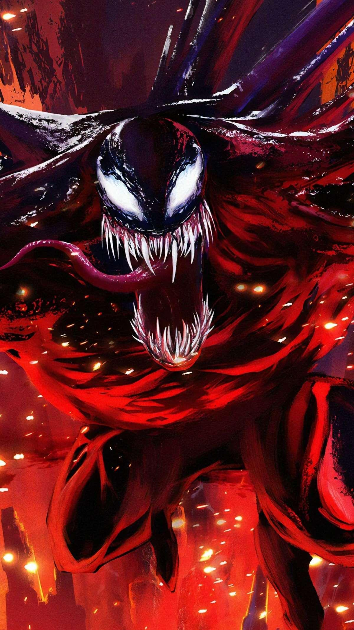 Venom 2 iPhone Wallpapers - Wallpaper Cave