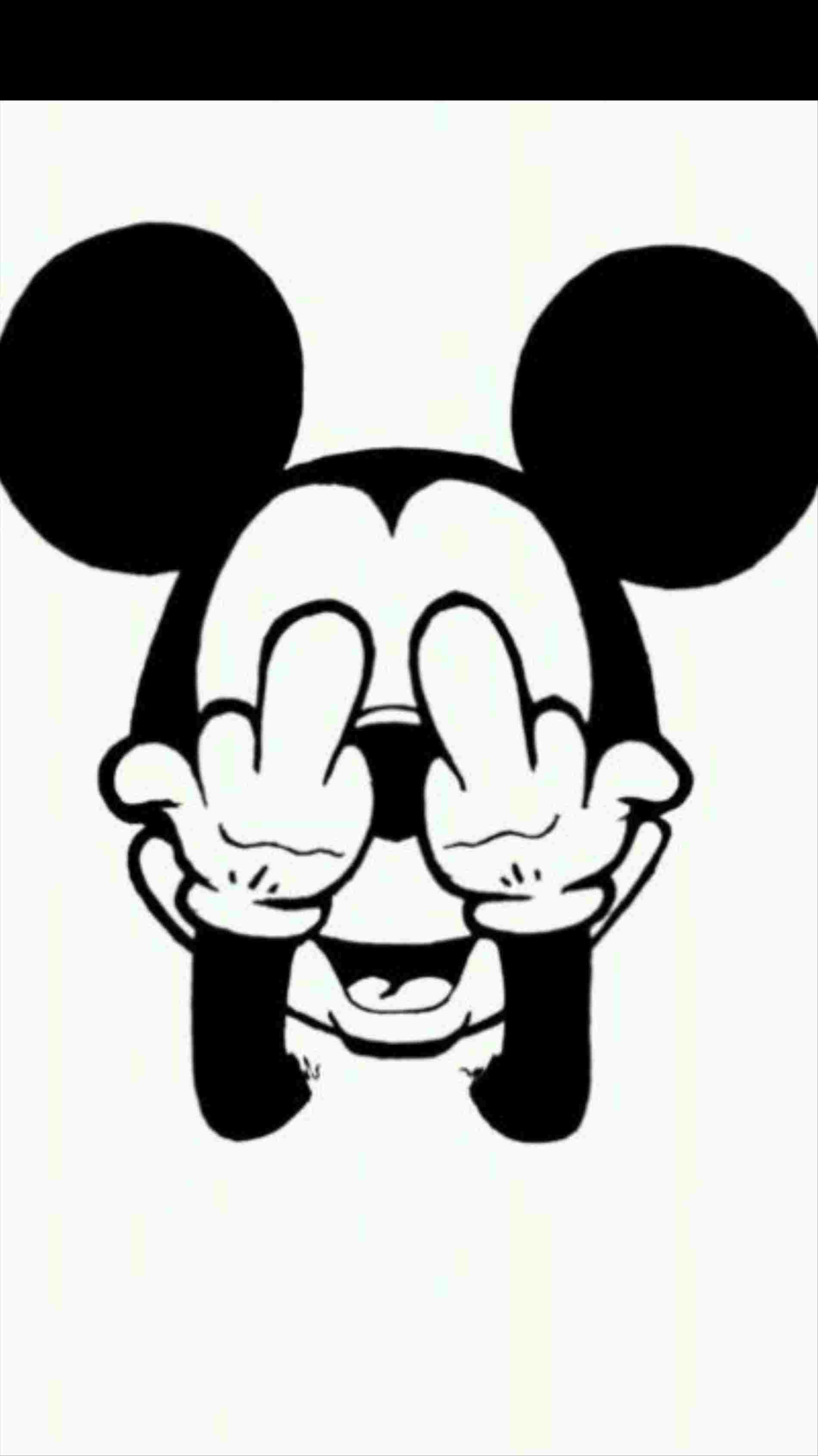 Gangster Mickey Mouse Wallpapers - Wallpaper Cave