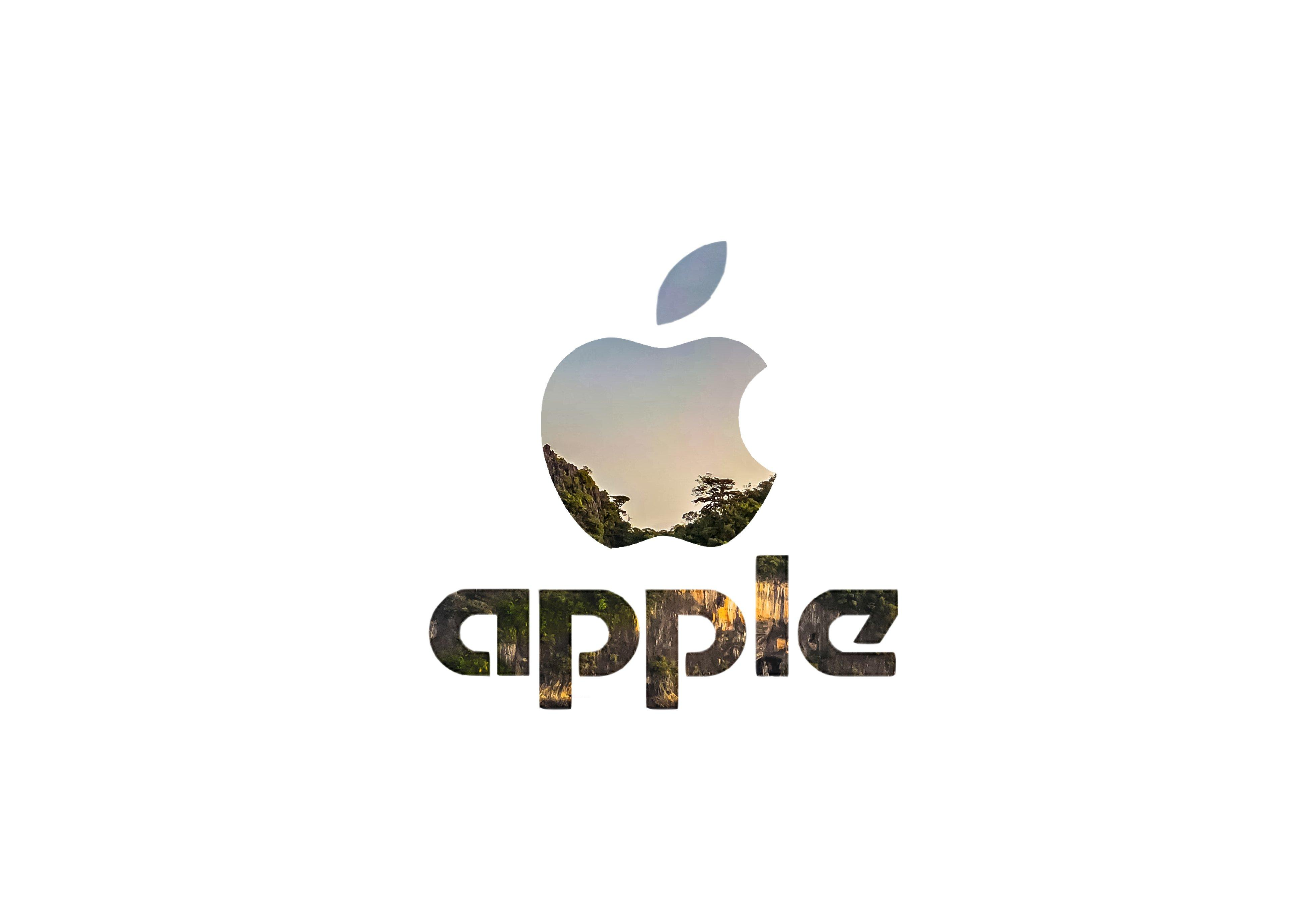 Apple Logo Desktop Wallpaper 4K ...