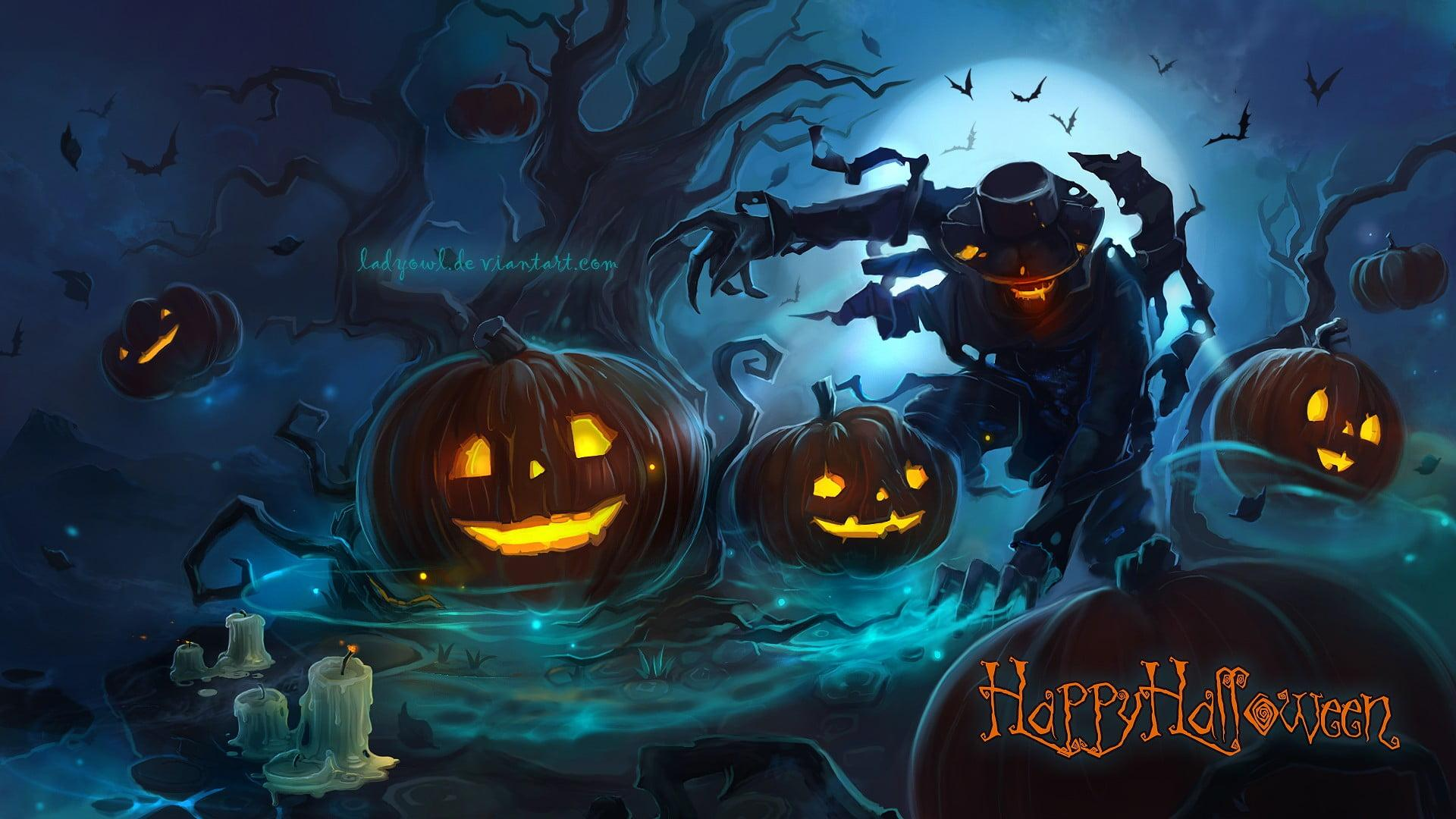 Mobile Legends Halloween Wallpapers Wallpaper Cave