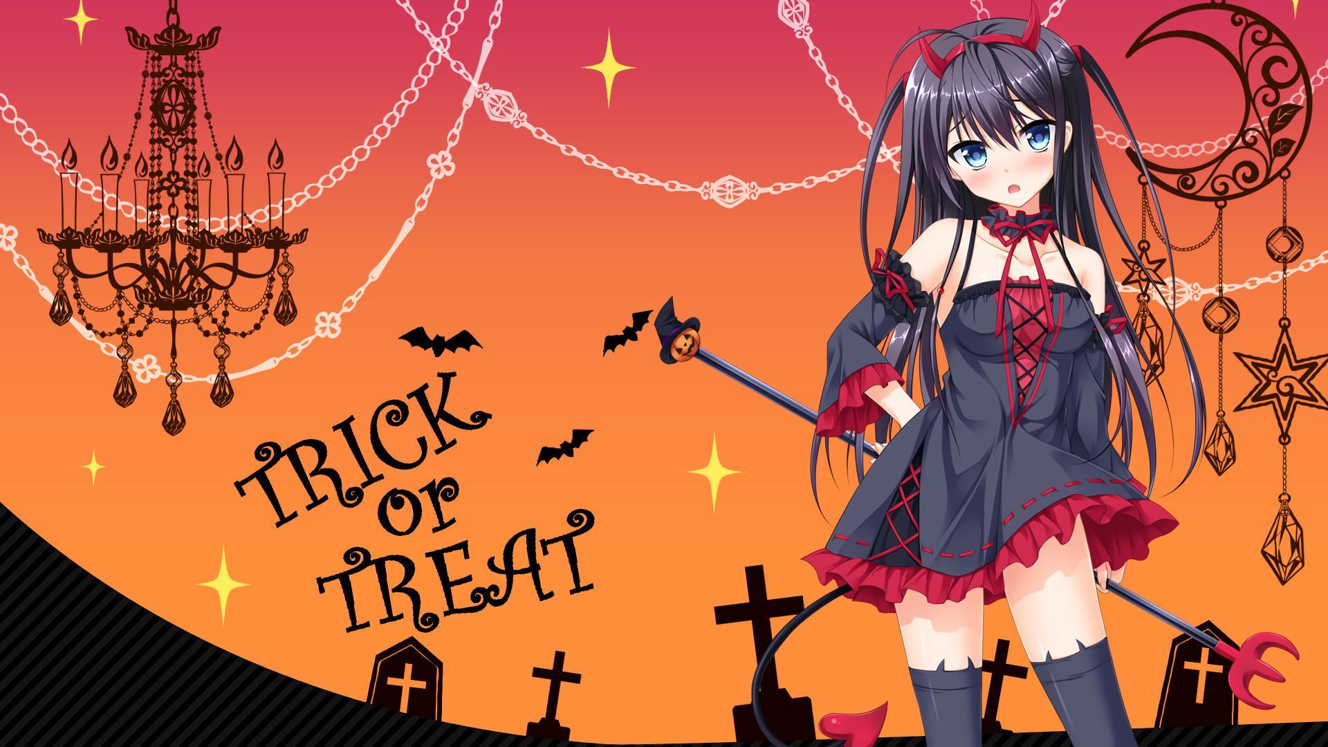 Halloween Anime Wallpapers