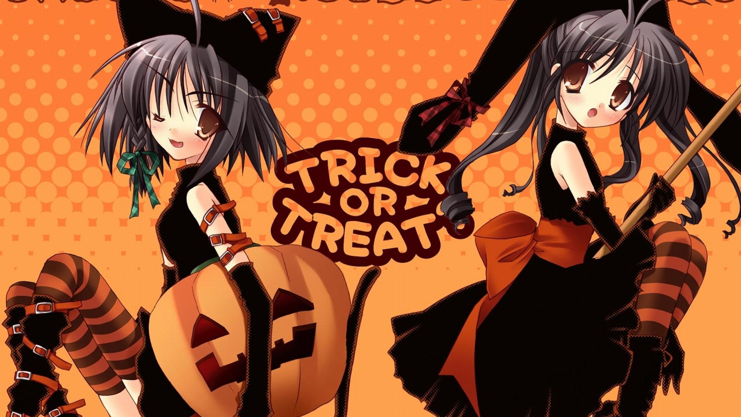 Halloween Anime Girl wallpapers