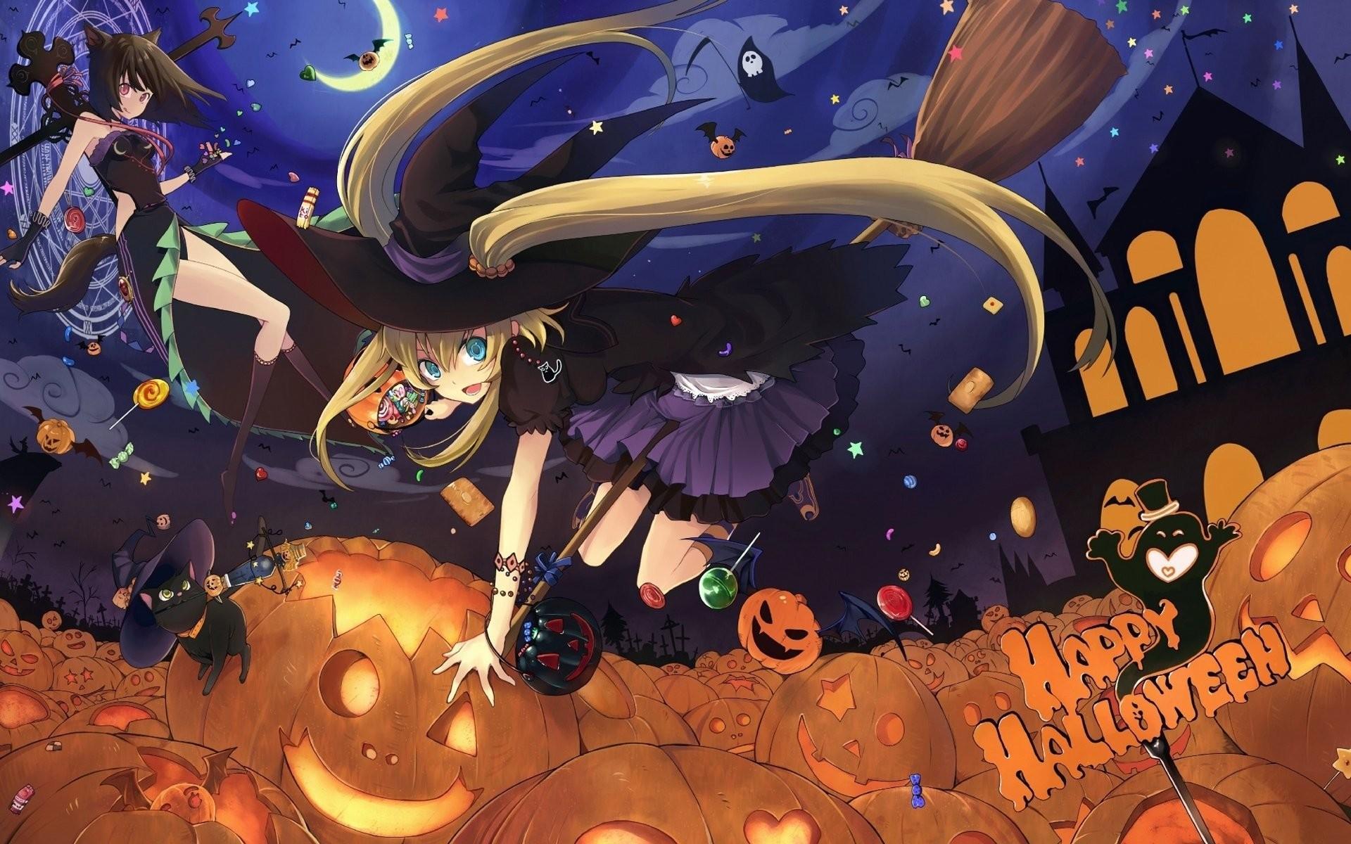 Pretty Halloween Wallpapers