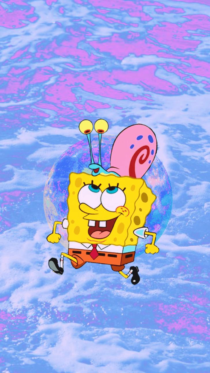 spongebob aesthetic wallpapers