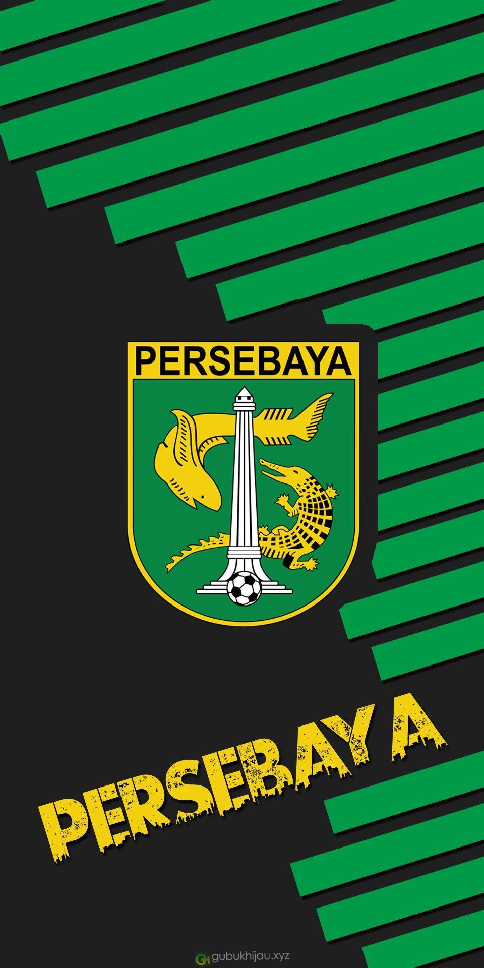 Logo Persebaya Android Wallpapers Wallpaper Cave