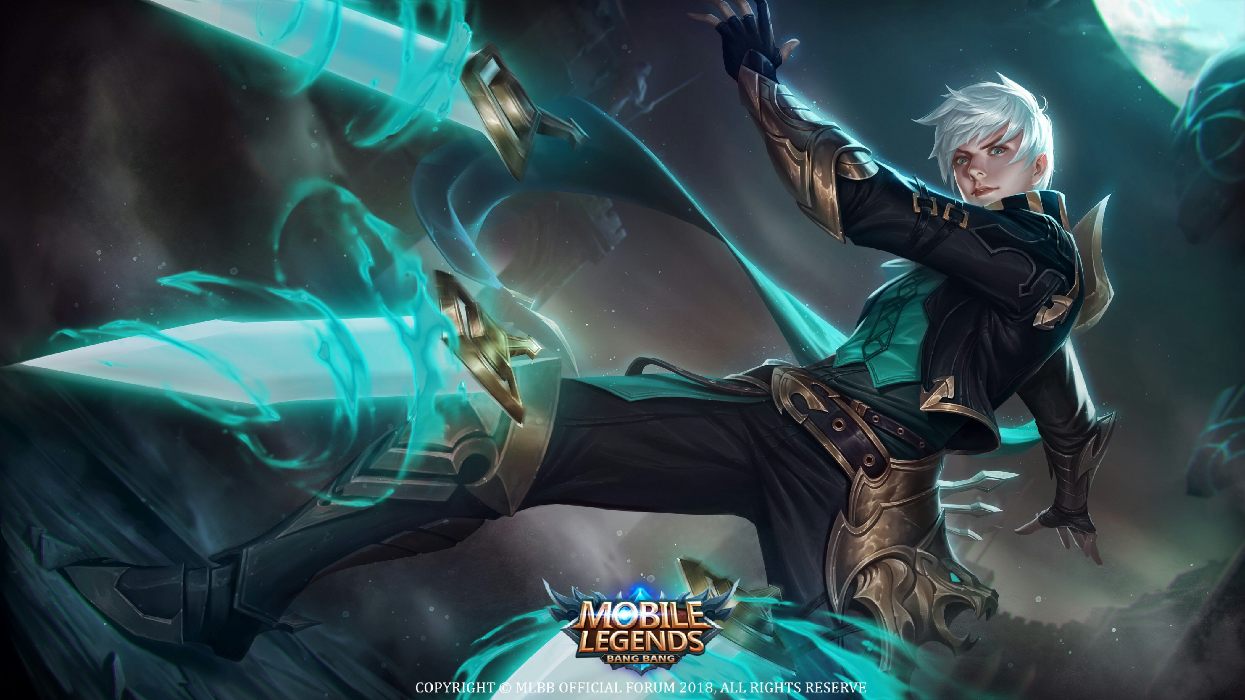Logo Mobile Legends HD Wallpapers - Wallpaper Cave