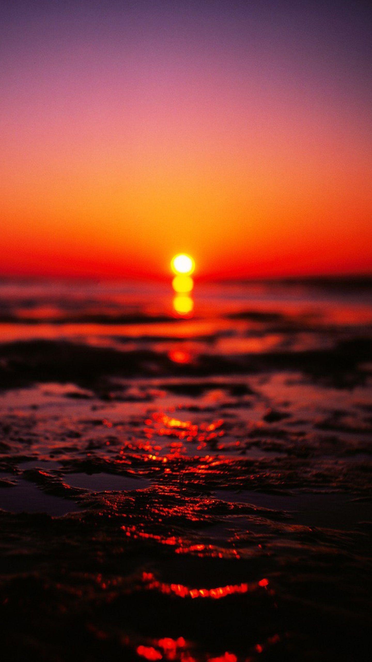 Beginning Sunset Wallpapers - Wallpaper ...
