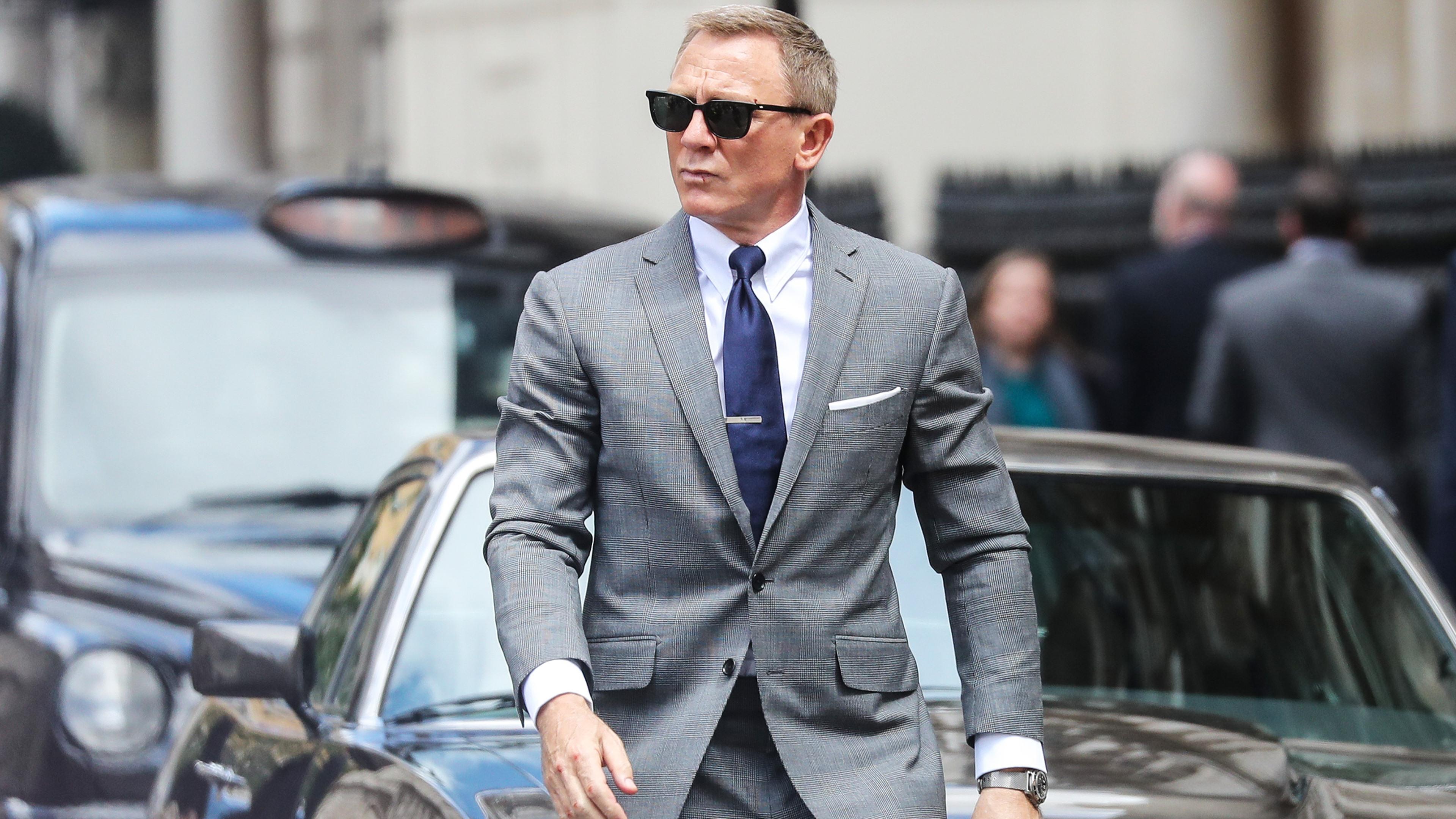 Daniel Craig Bond No Time To Die Wallpapers Wallpaper Cave
