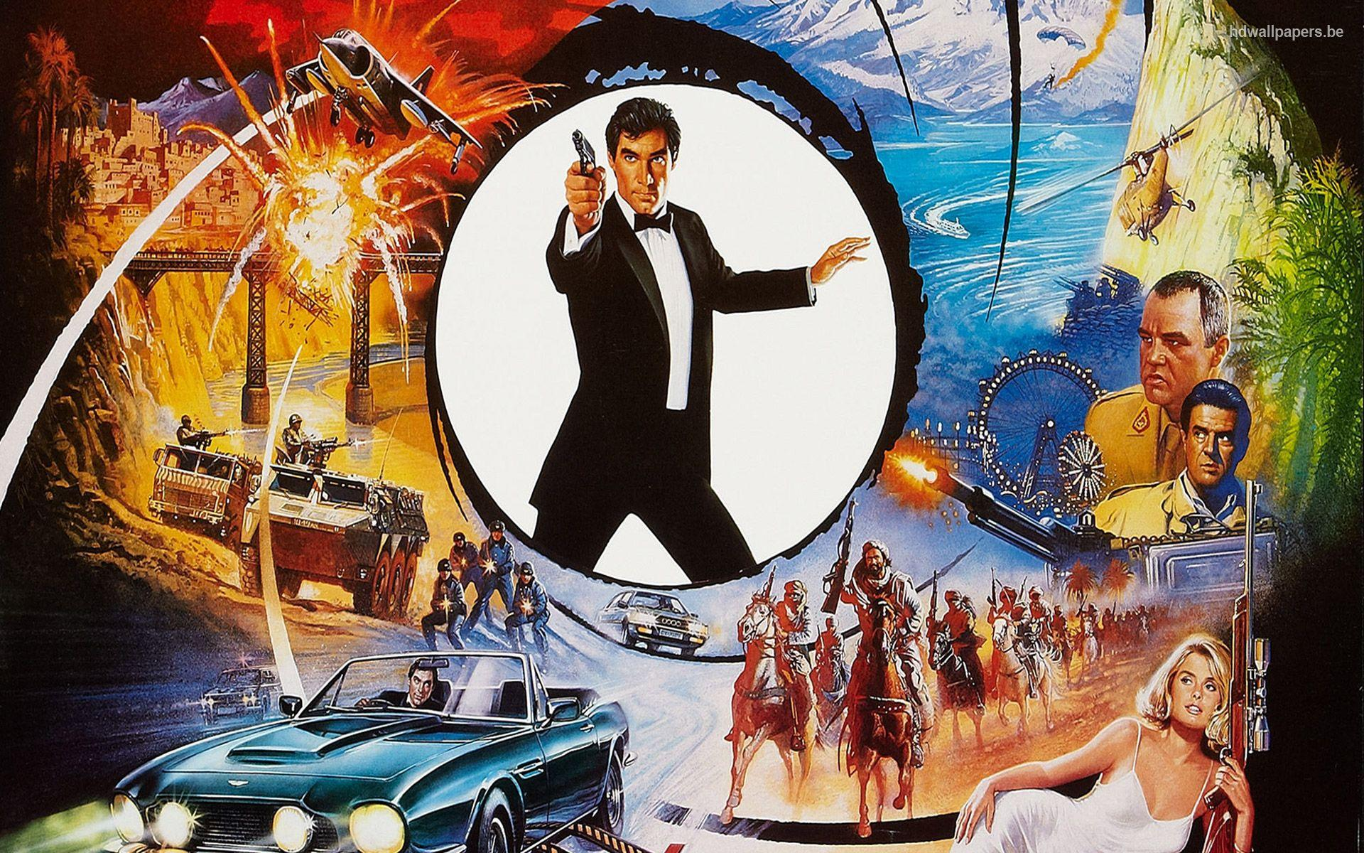 James Bond Wallpapers, Vintage, Poster, HD Wallpapers