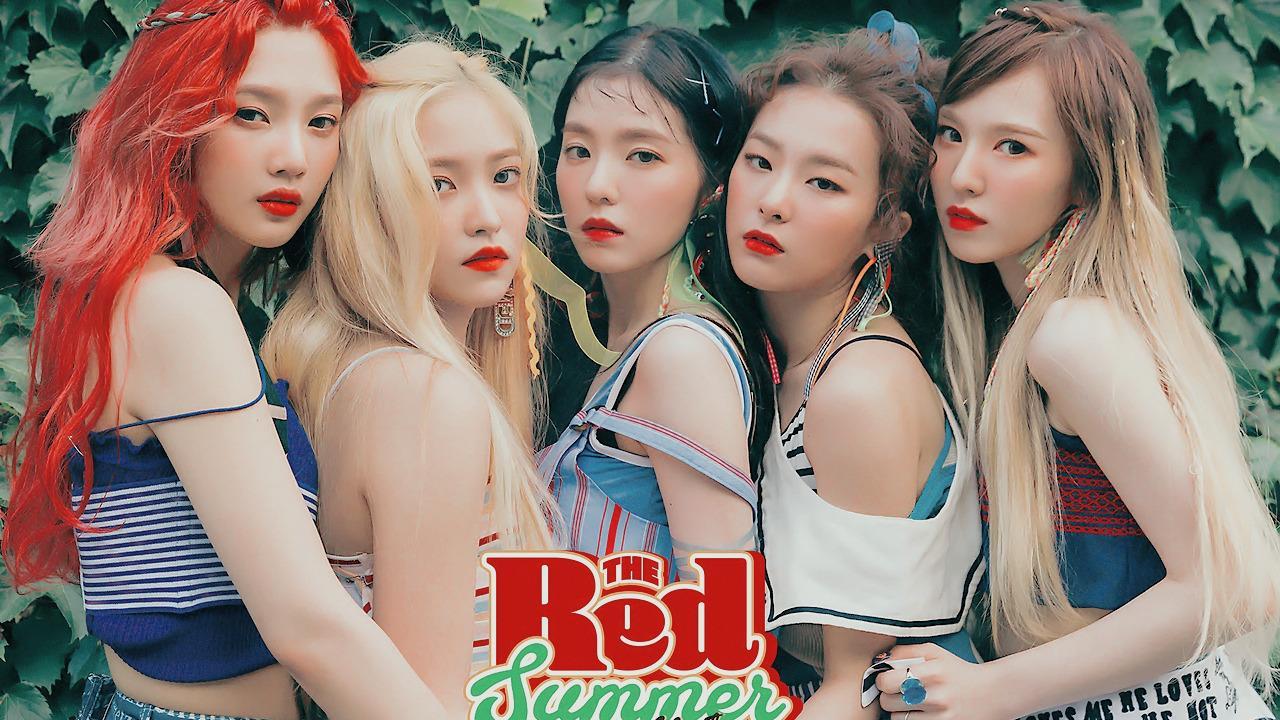 Red Velvet Joy Aesthetic Desktop Wallpapers - Wallpaper Cave