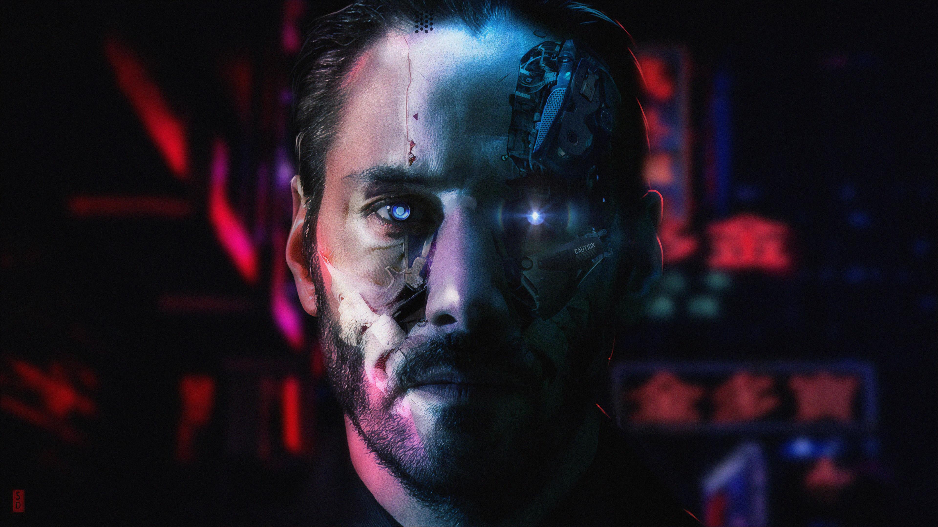 John Wick Cyberpunk Wallpapers - Wallpaper Cave