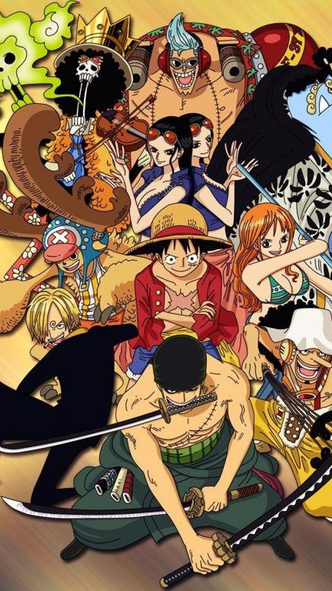 One Piece Wallpapers iPhone