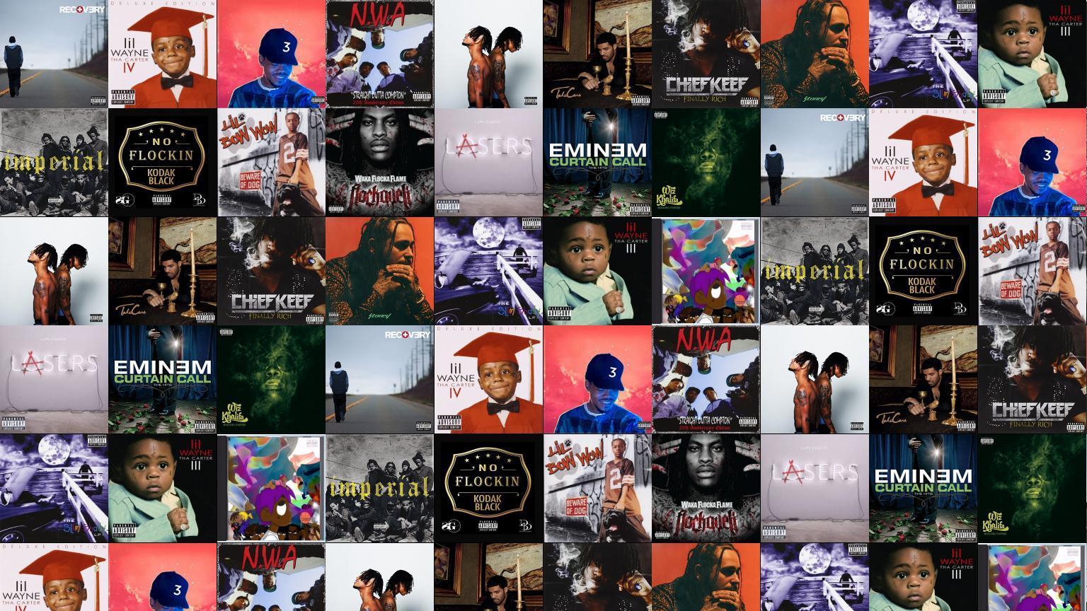 Rap Album Wallpapers Wallpaper Cave