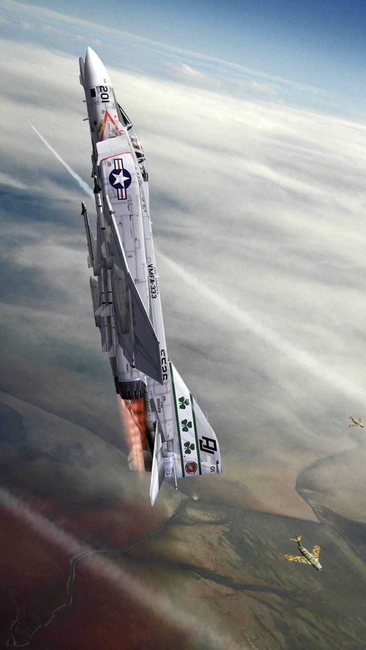 F 4 Phantom Android Wallpapers Wallpaper Cave