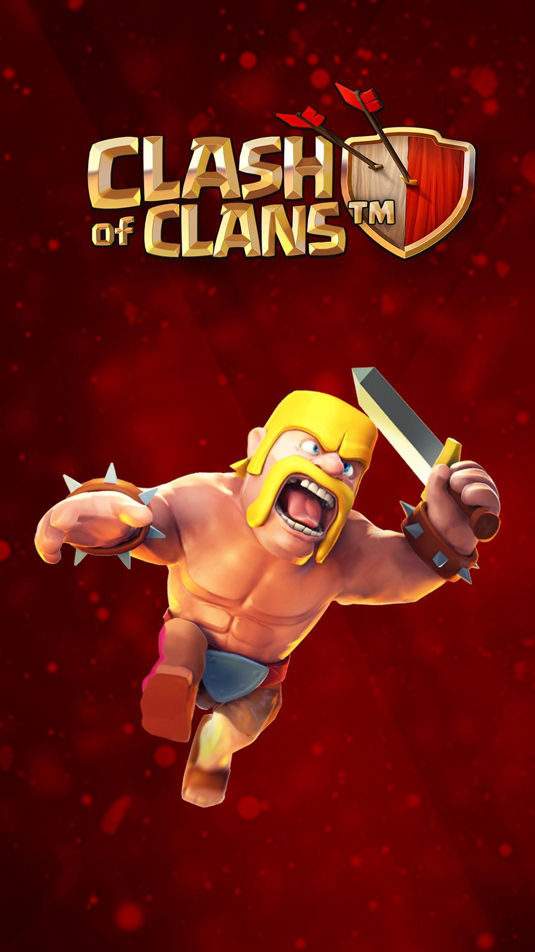 Android Clash Of Clans Wallpapers Wallpaper Cave