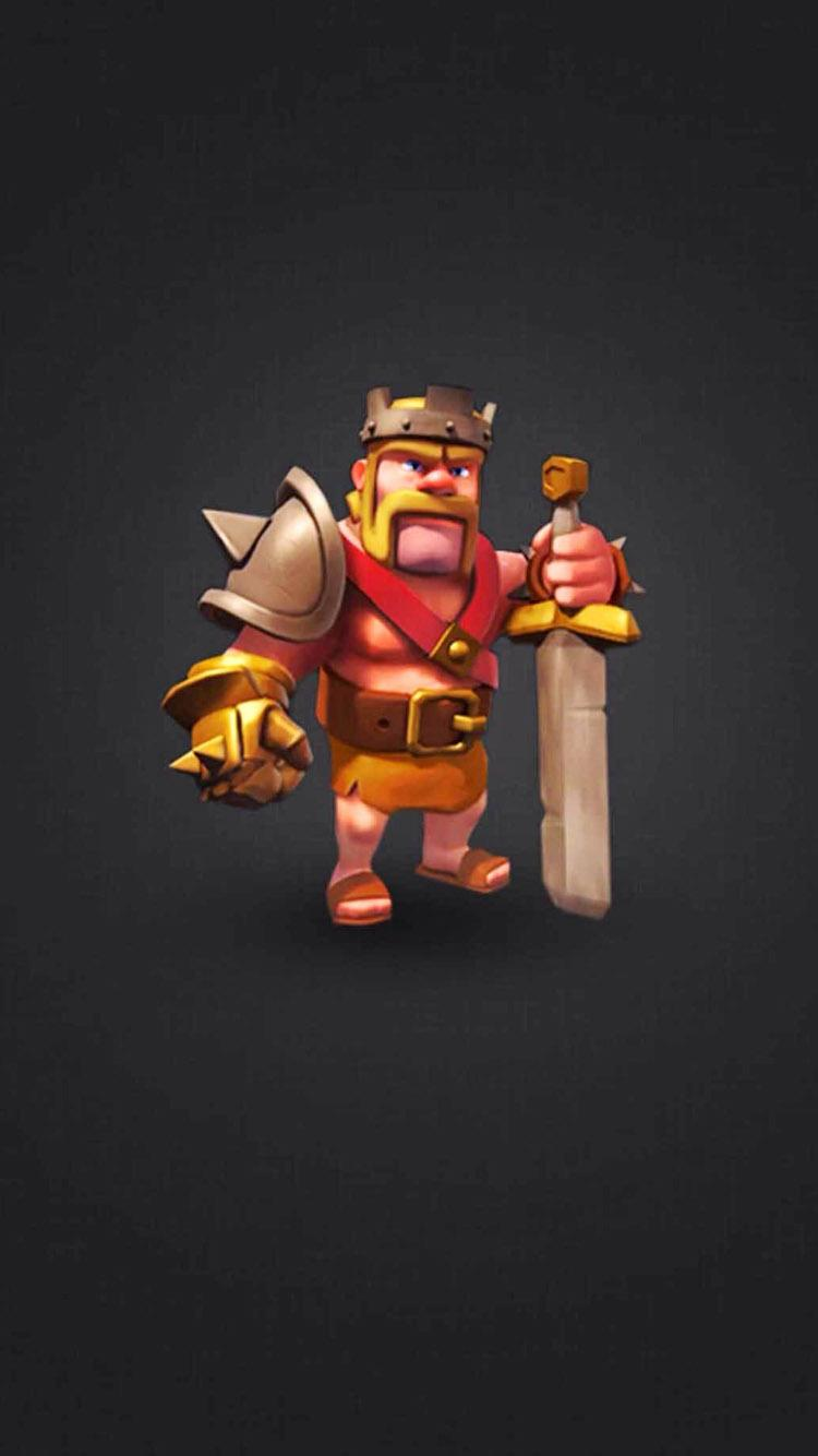Clash Of Clans Android Wallpapers Wallpaper Cave