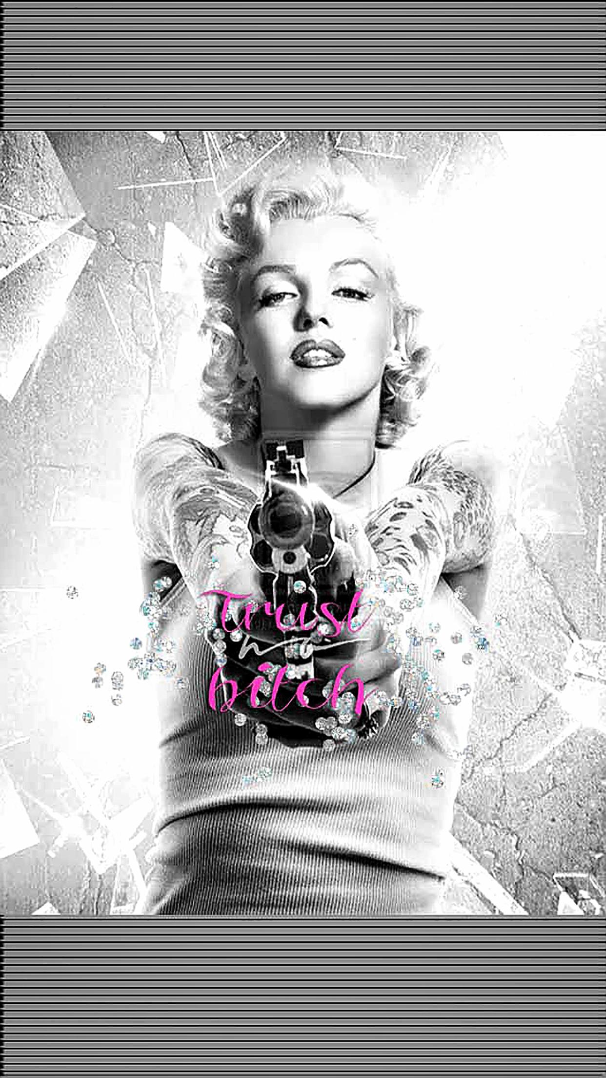 Marilyn Monroe Artistic Wallpapers - Wallpaper Cave