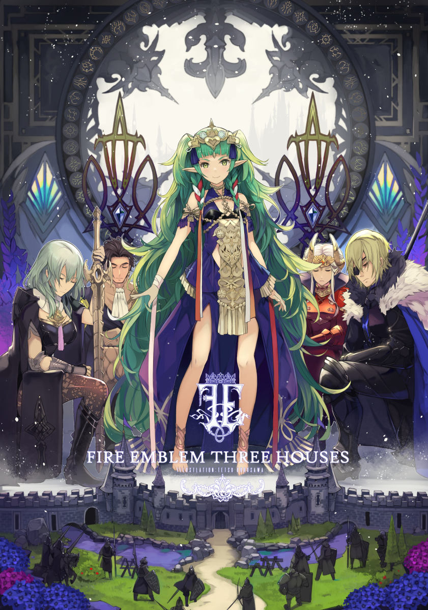 Fire Emblem Three Houses Phone Wallpapers Wallpaper Cave