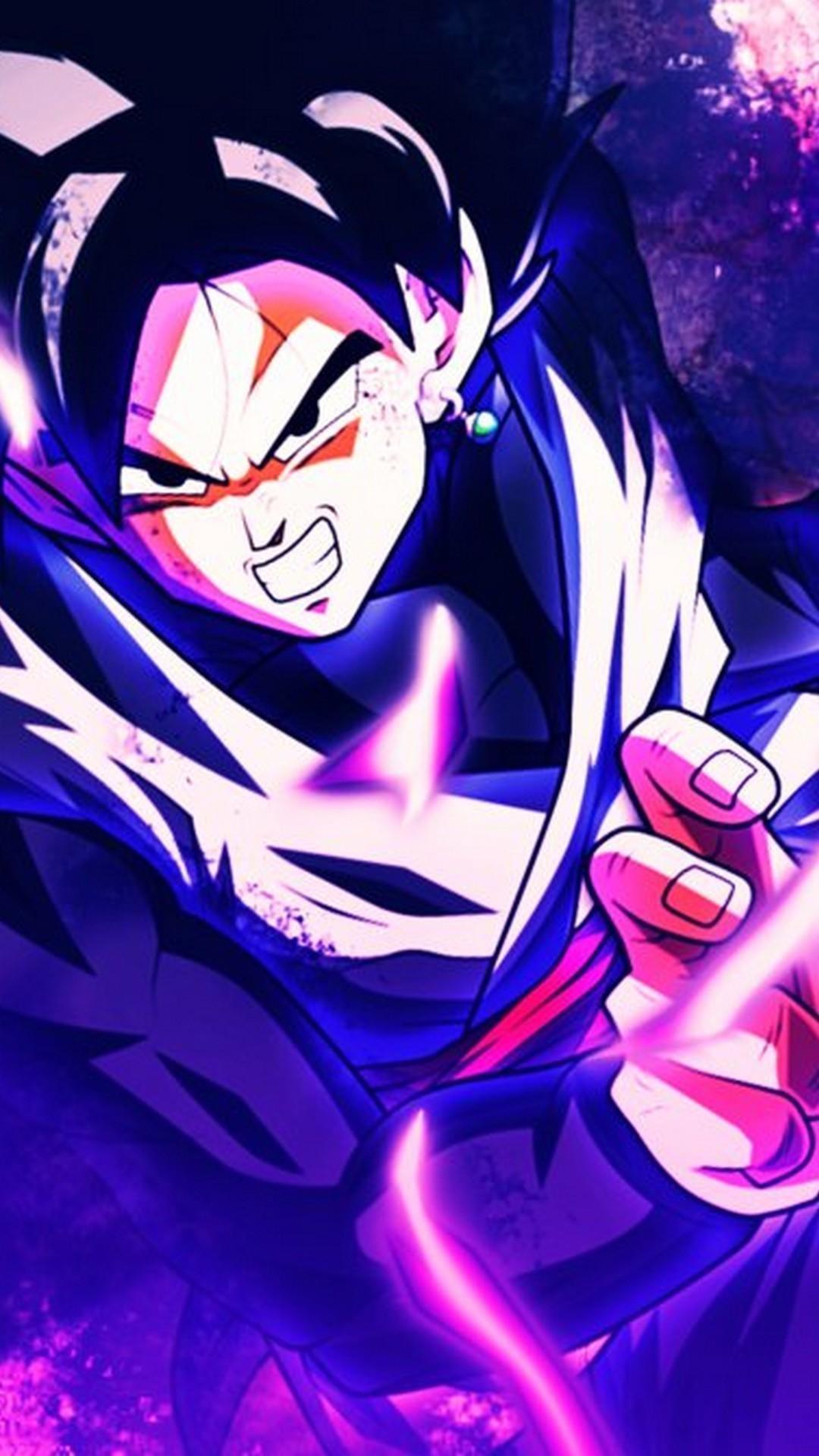 Goku Black Supreme Wallpapers - Wallpaper Cave