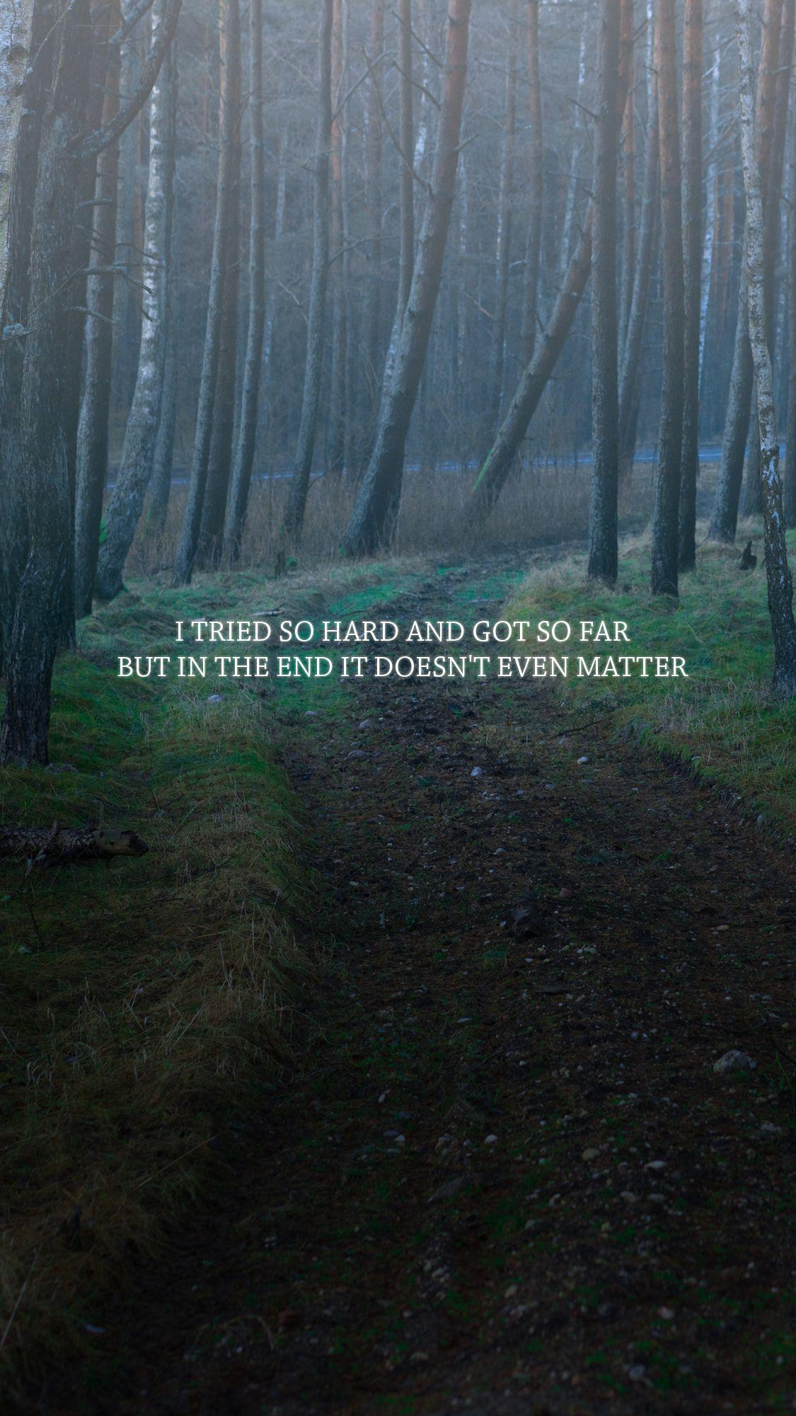 Linkin Park Lyrics Wallpapers Wallpaper Cave