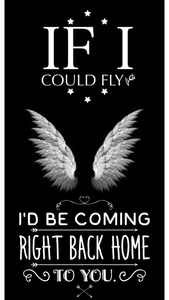 If I Could Fly One Direction Lyrics wallpapers